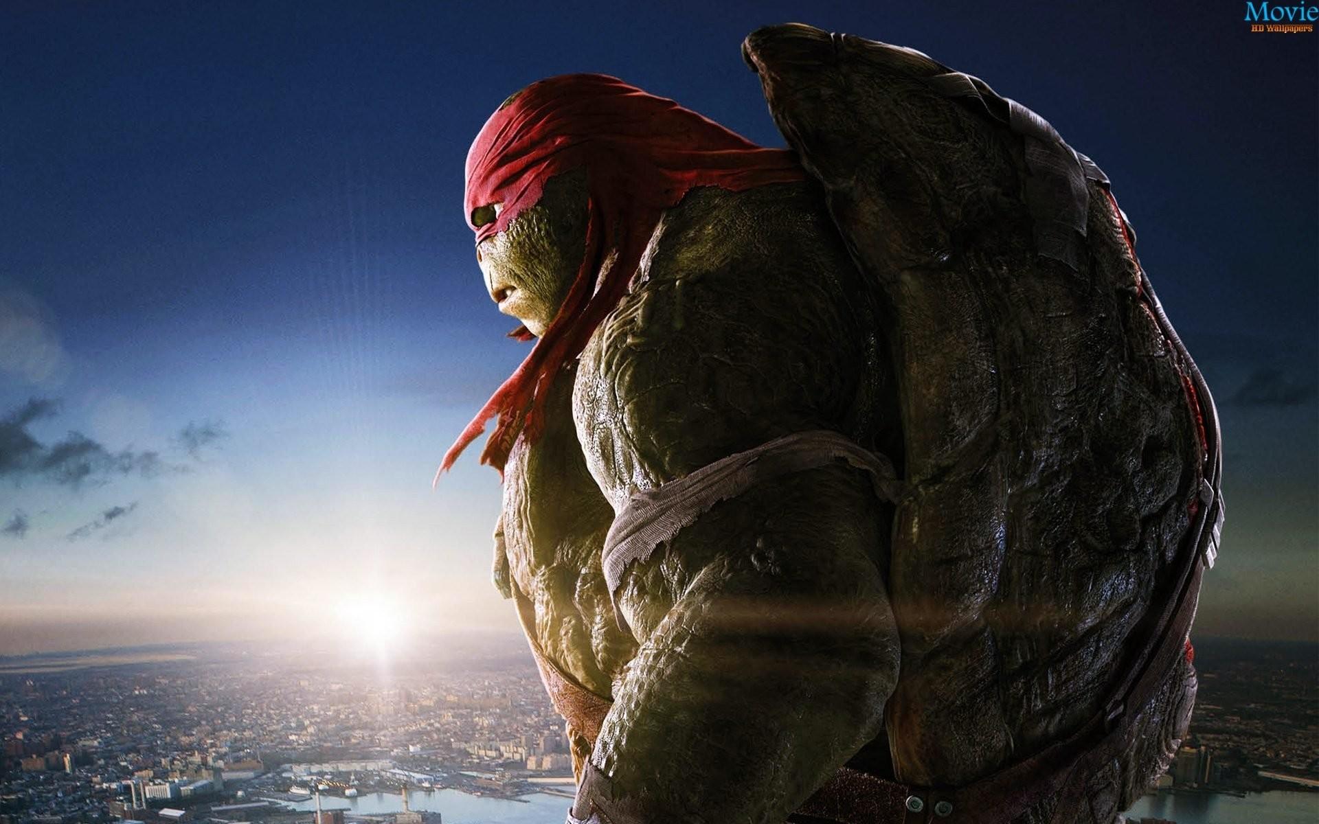Teenage Mutant Ninja Turtles Movie 2014 – Raphael Wallpapers