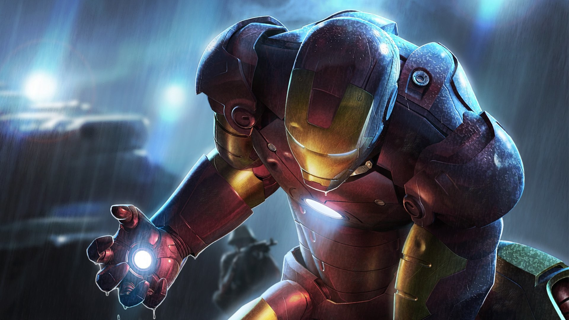 Iron Man · HD Wallpaper | Background ID:93124