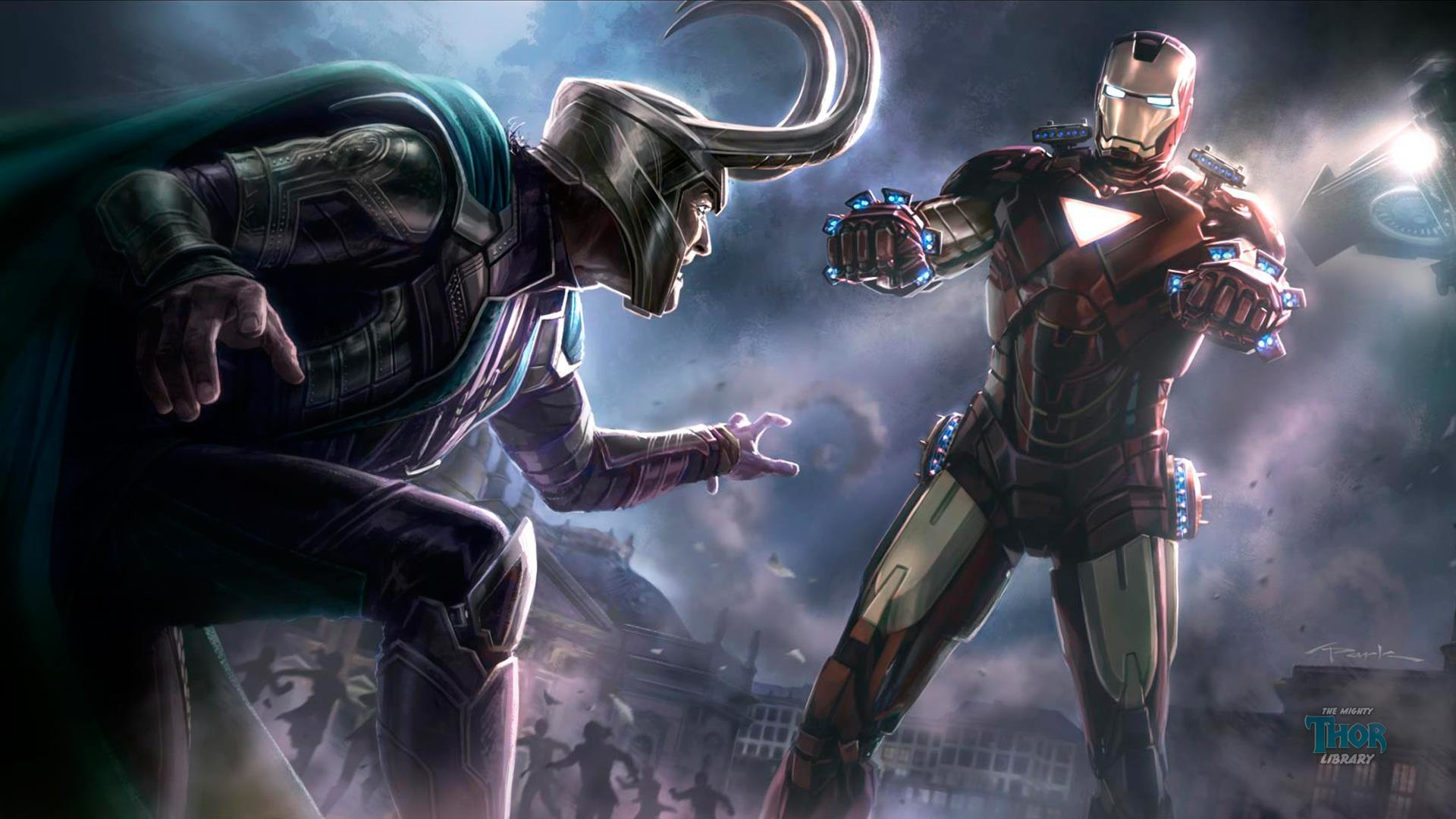 Iron Man Wallpapers (Image Gallery) – HD wallpapers 1080p