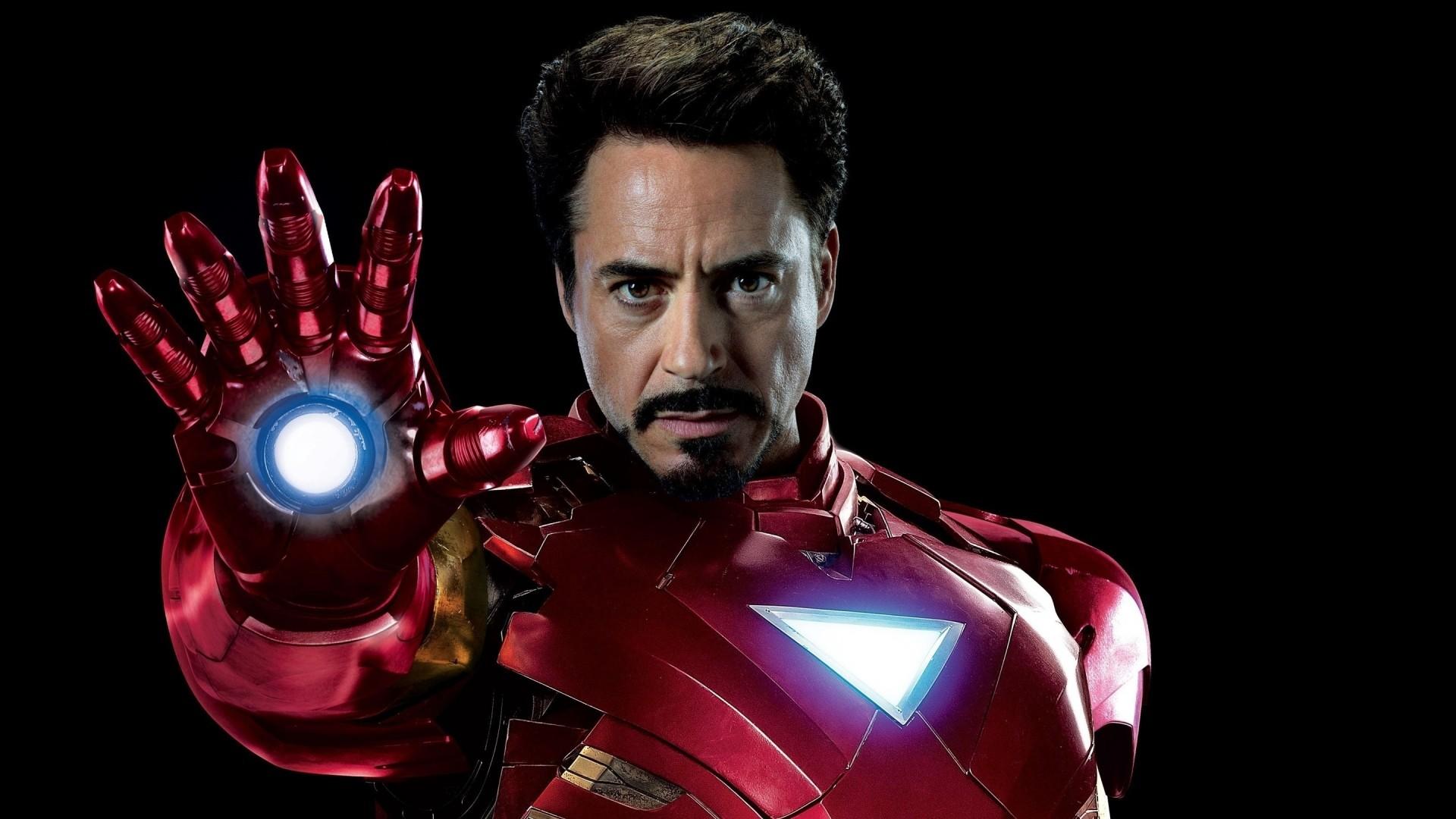 Wallpaper iron man, the avengers, robert downey junior