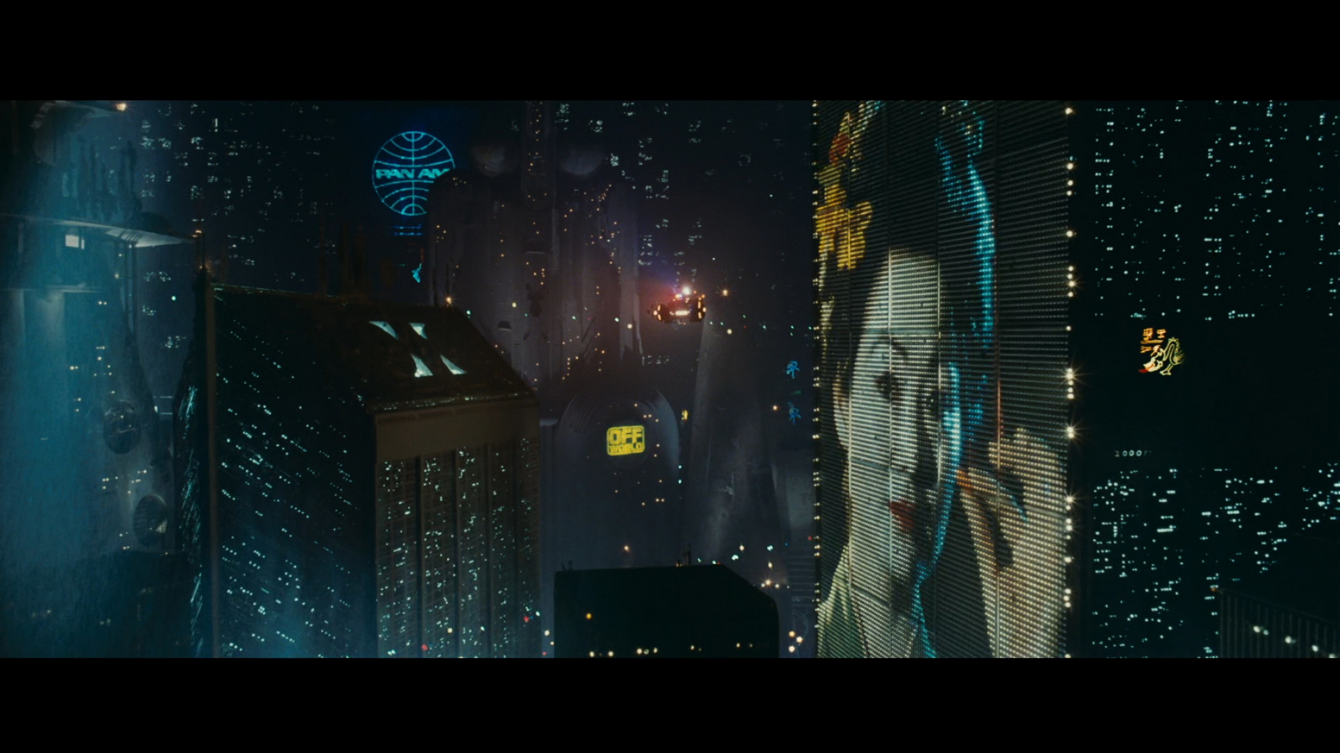 Blade Runner – Blu-ray and HD DVD – Harrison Ford