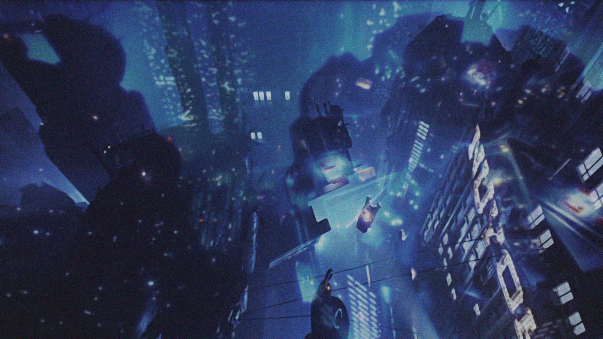 Blade Runner Movie Wallpapers | WallpapersIn4k.net