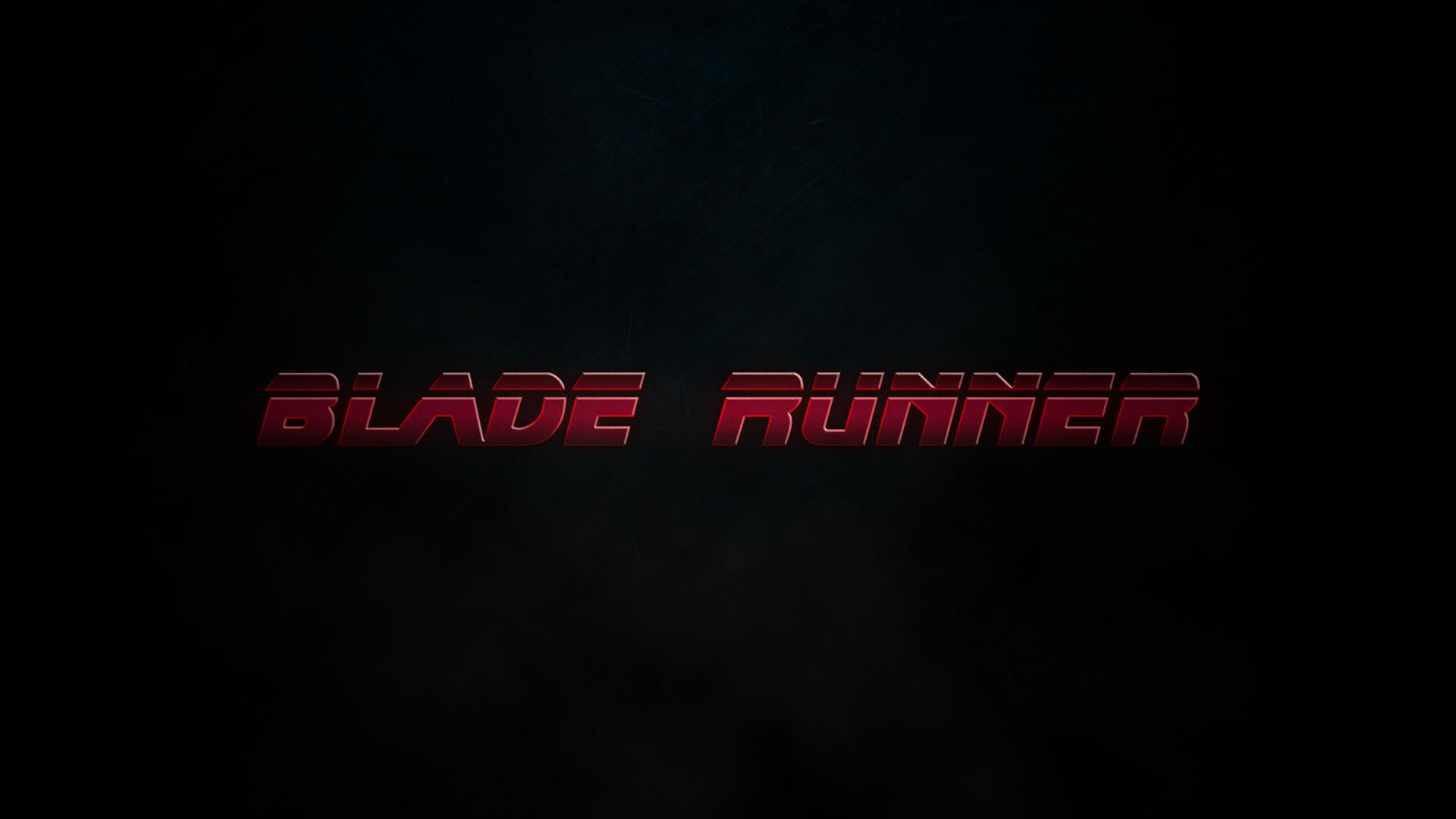 Blade runner 2049 desktop wallpapers