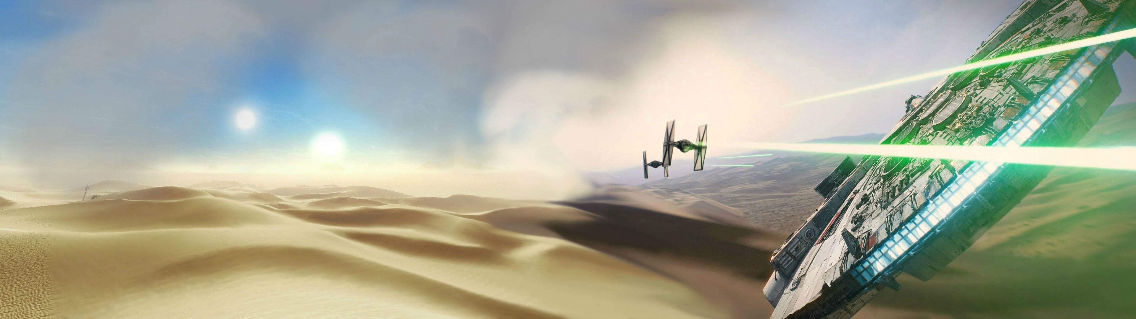 STAR WARS FORCE AWAKENS action adventure sci-fi futuristic 1star-wars .