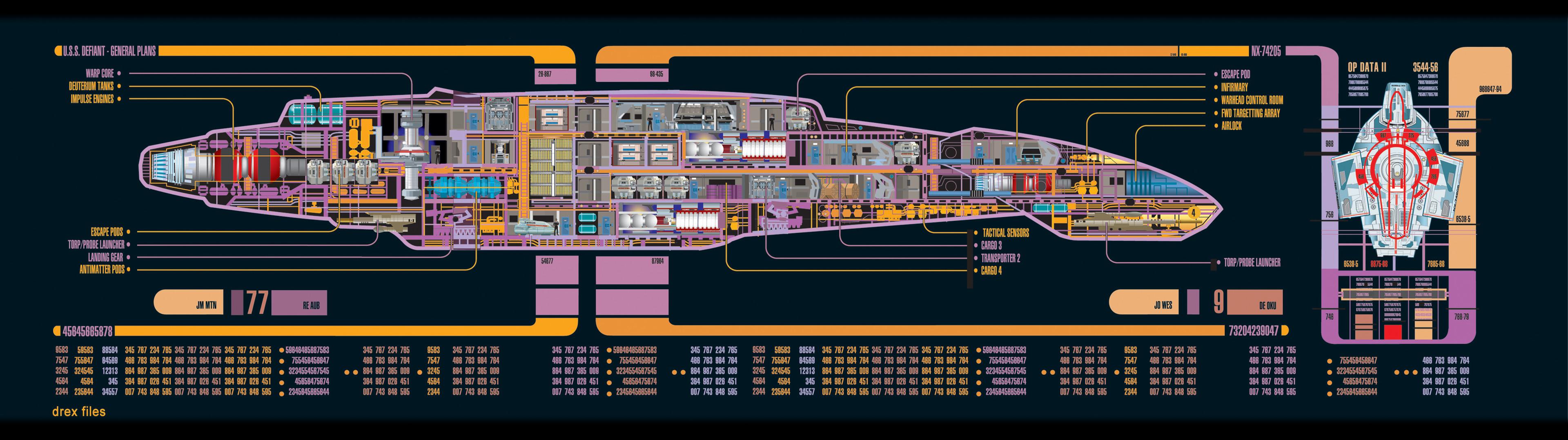Star Trek Computer Wallpapers, Desktop Backgrounds | | ID .