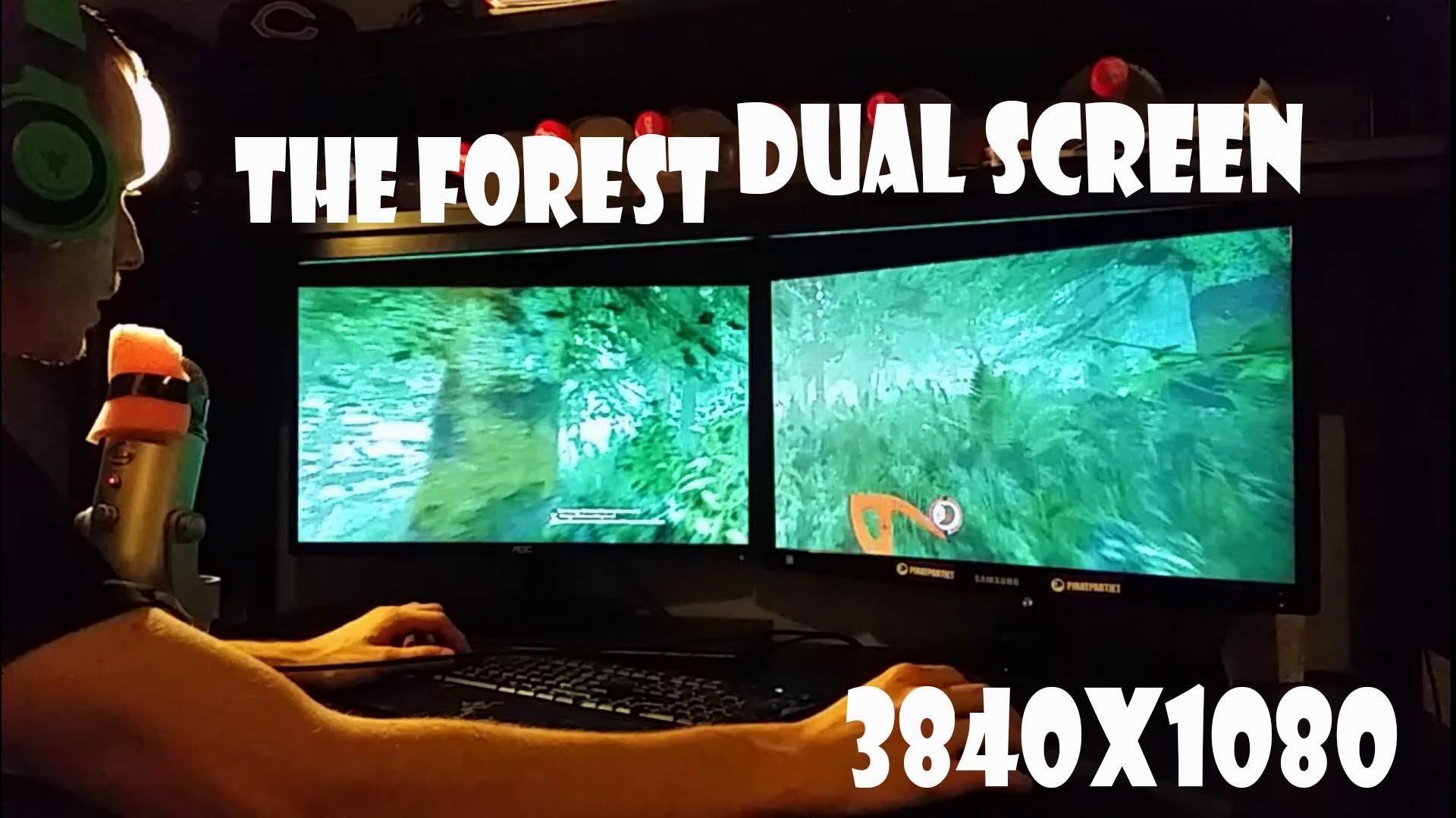 dual screen wallpaper 3840×1080