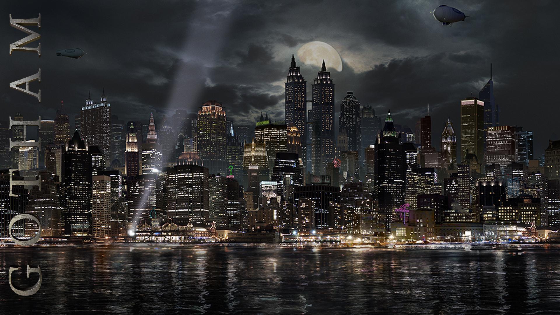 The Batman Universe – The Gotham Chronicle