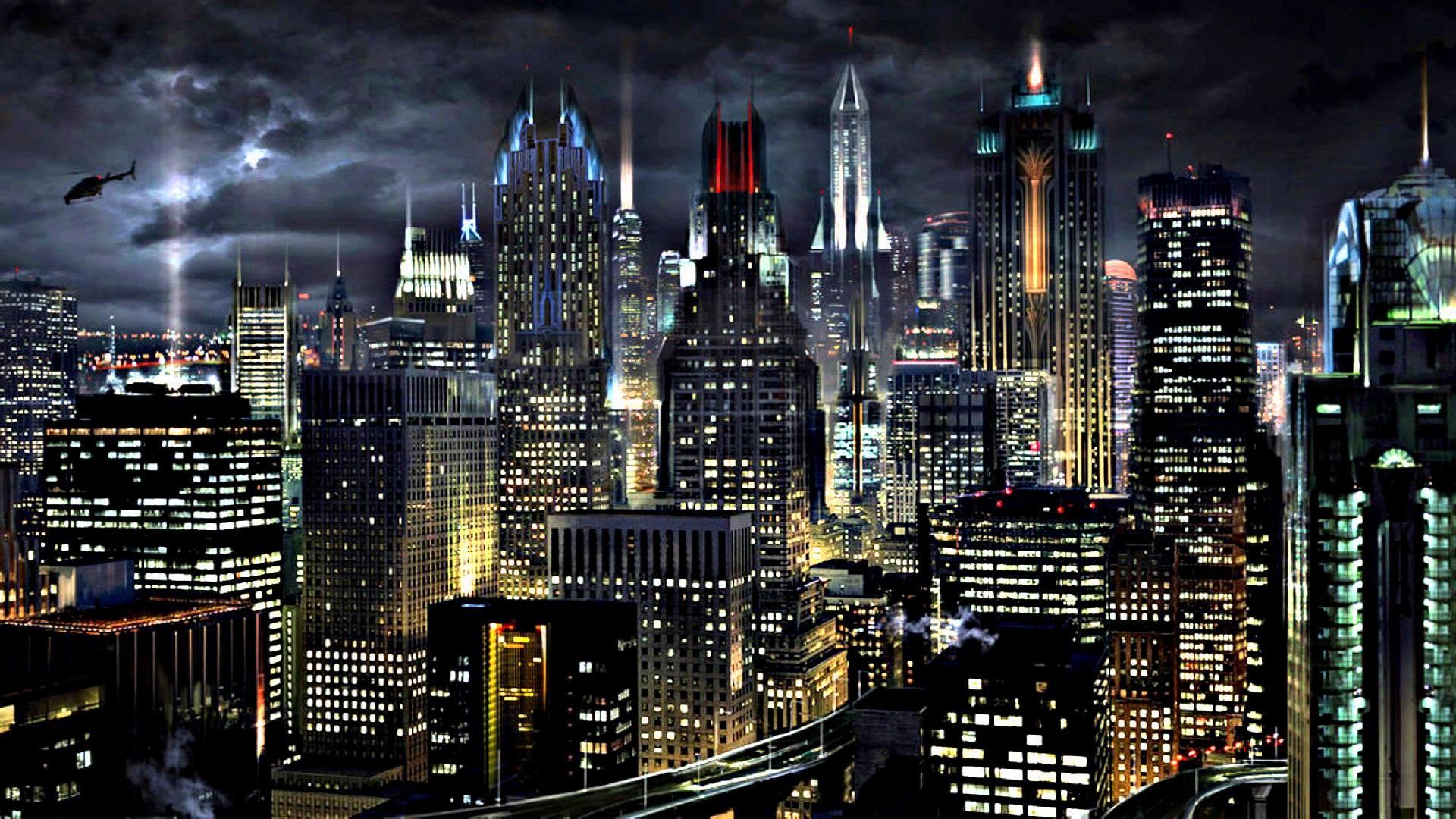 The Dark Knight Trilogy – Gotham City Theme