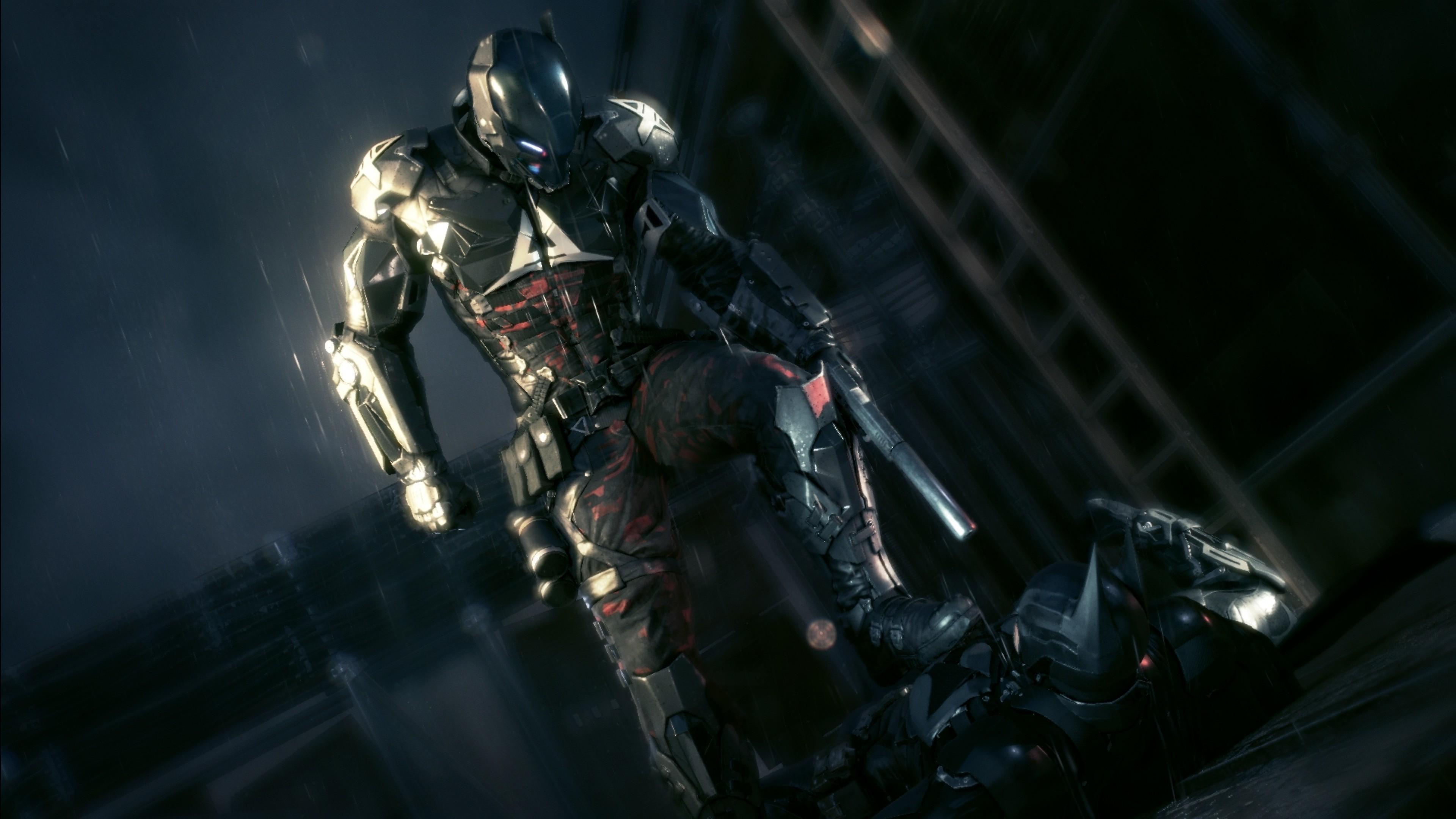 Batman: Arkham Knight, Rocksteady Studios, Batman, Gotham City, Video Games  Wallpapers HD / Desktop and Mobile Backgrounds