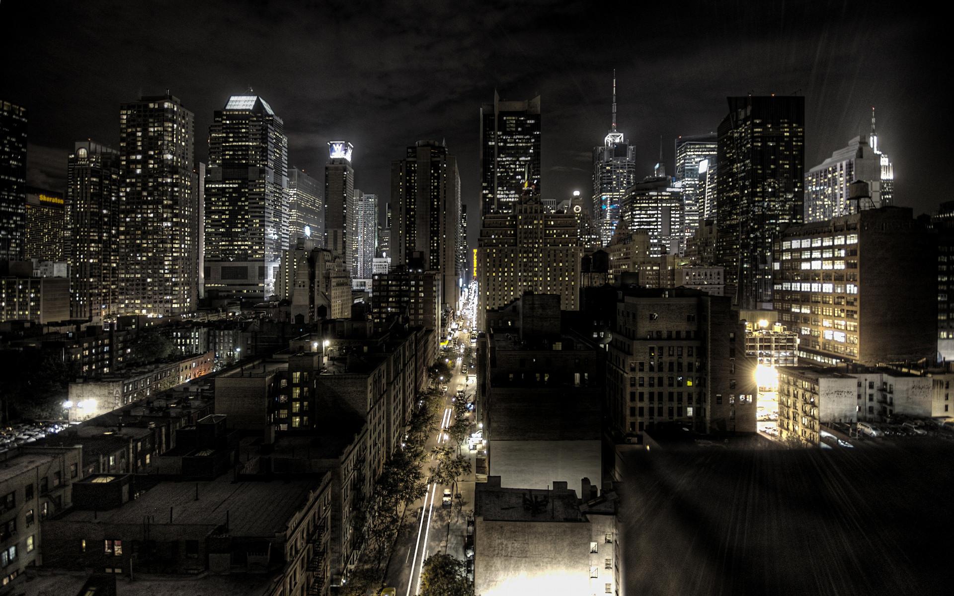 Full HD 1080p New york Wallpapers HD, Desktop Backgrounds · Gotham CityCity  …