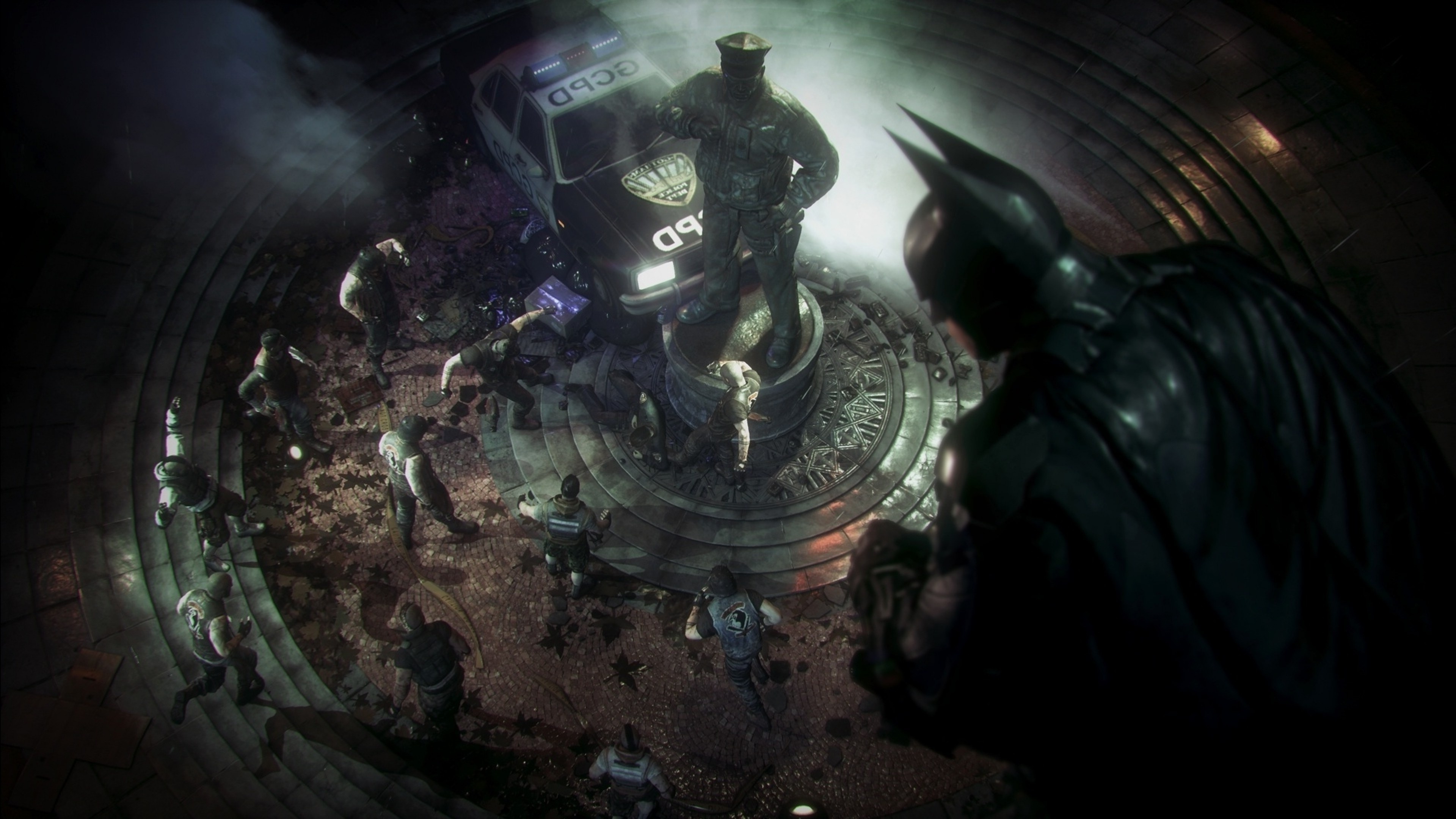 Batman: Arkham Knight, Rocksteady Studios, Batman, Gotham City, Video Games