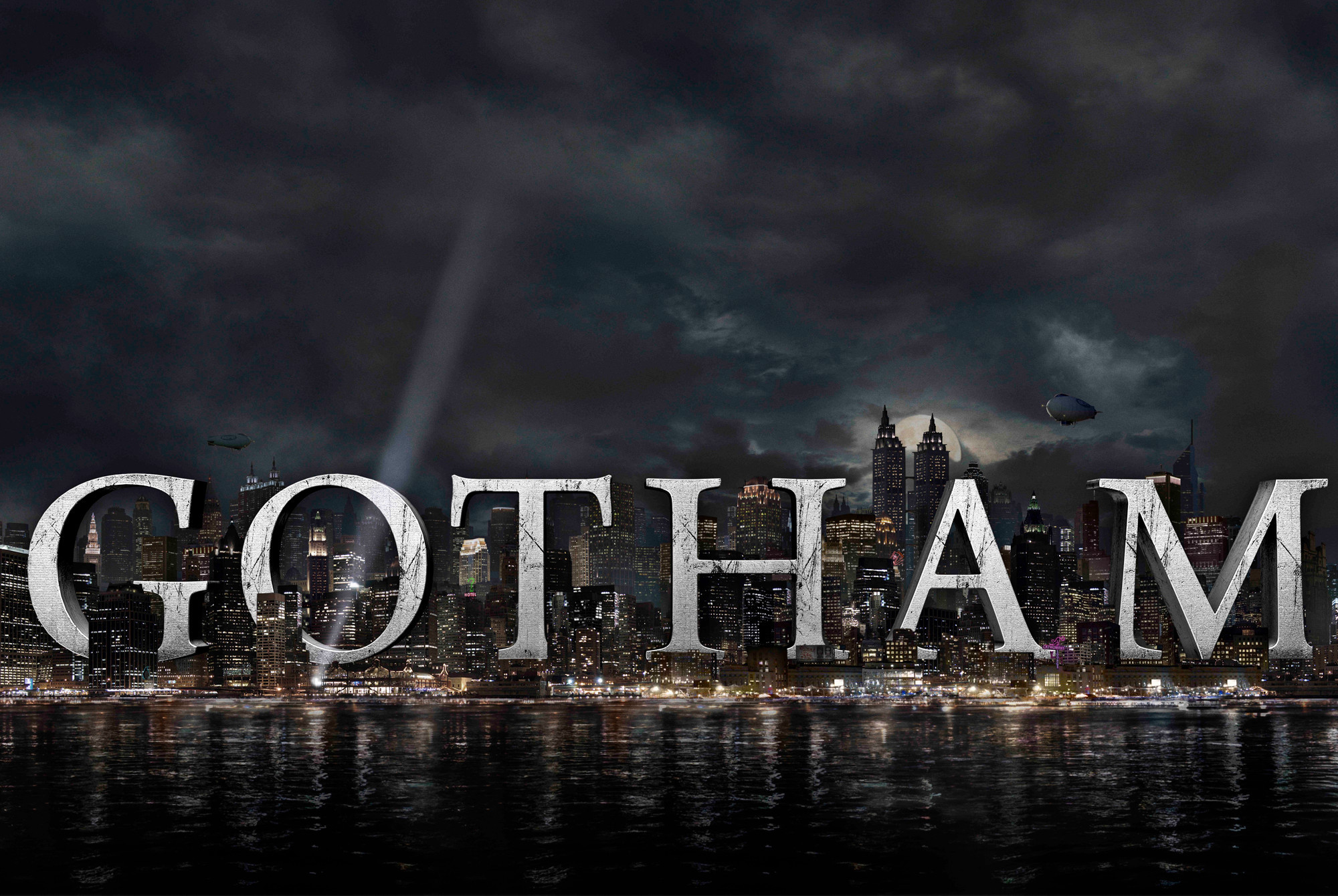 How real New York spots turn gritty for 'Gotham'