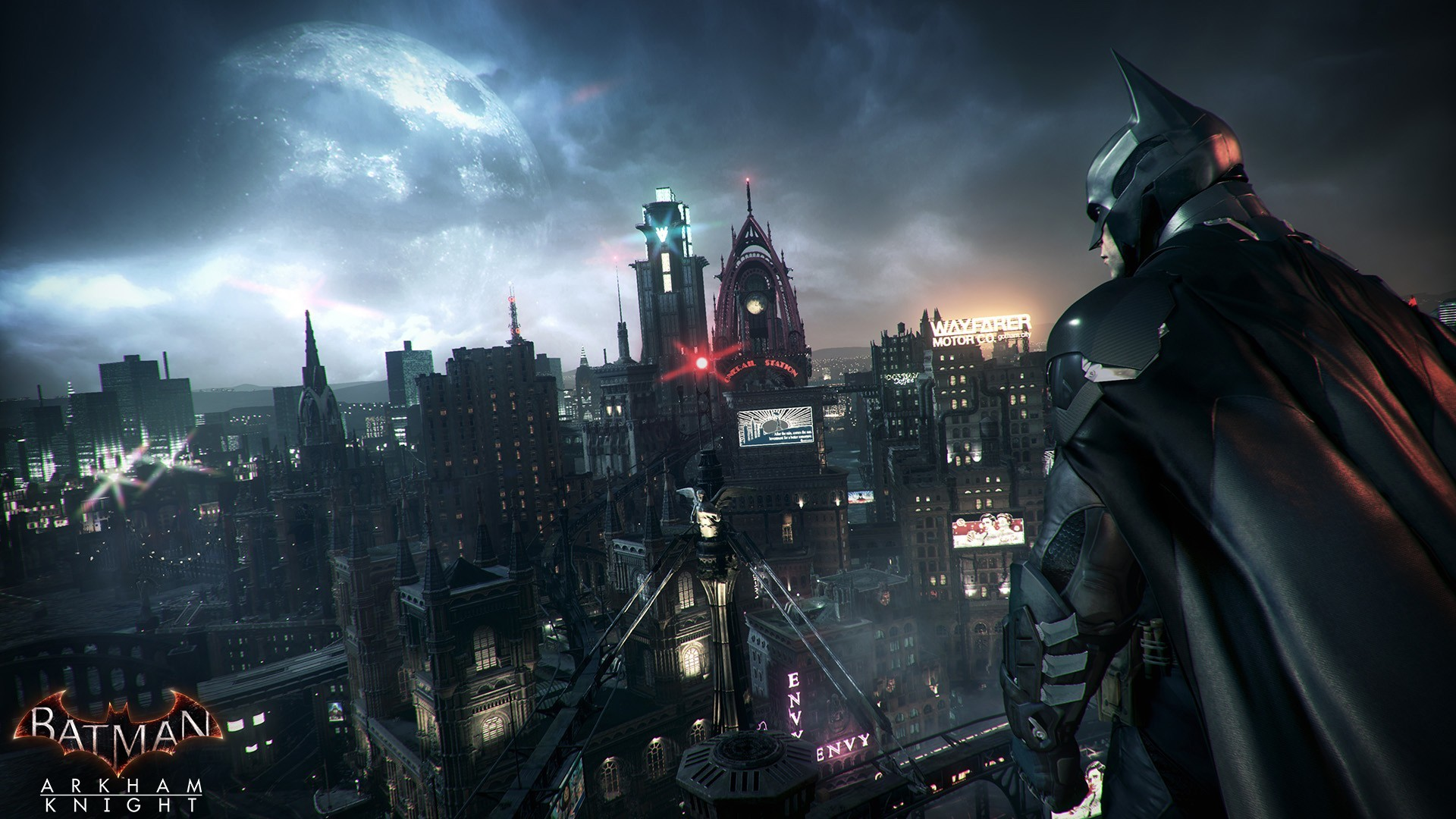 Batman: Arkham Knight Gotham's Dark Knight watches over his city, but will  it be for the last time?