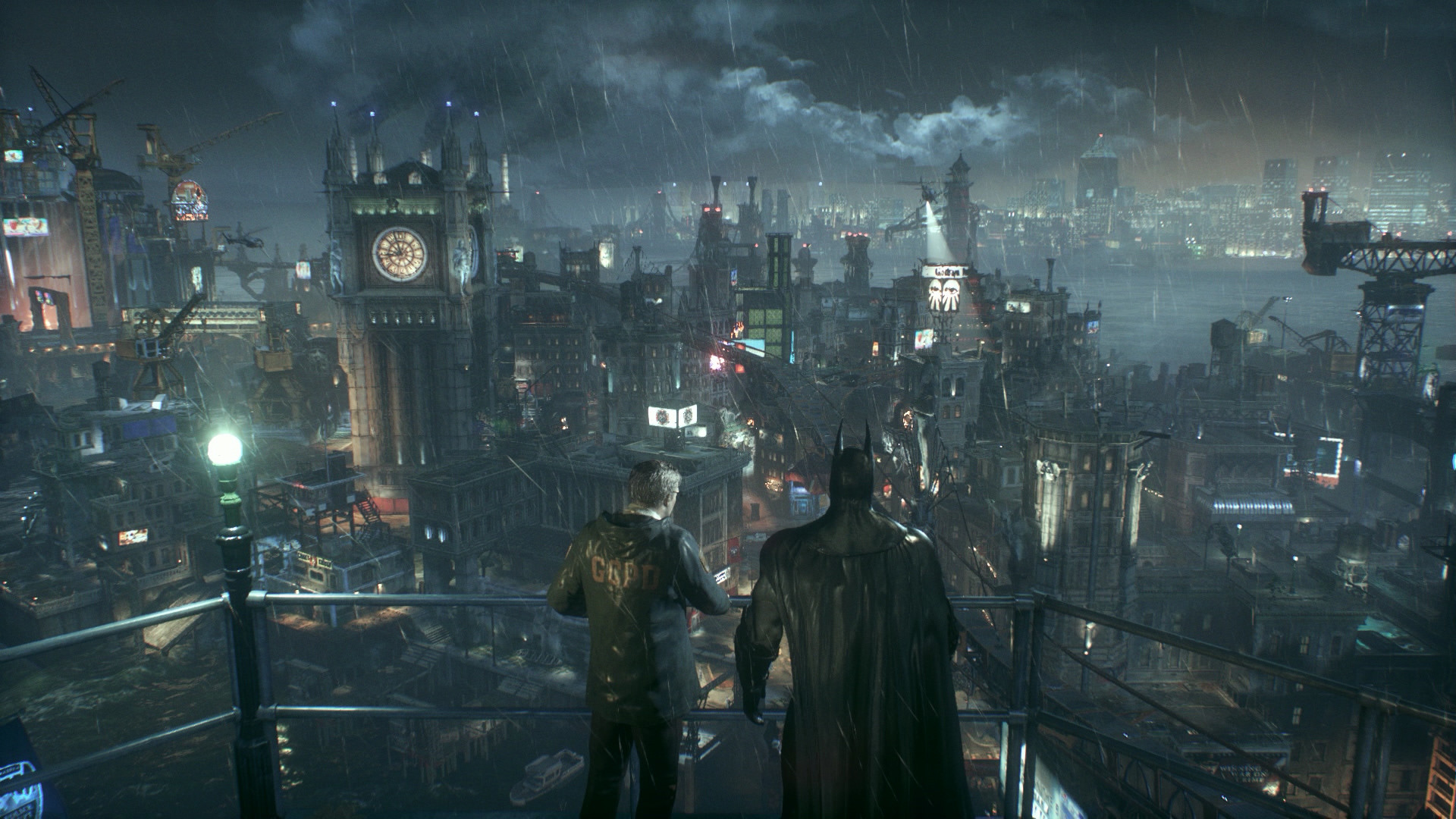 Arkham Knight City