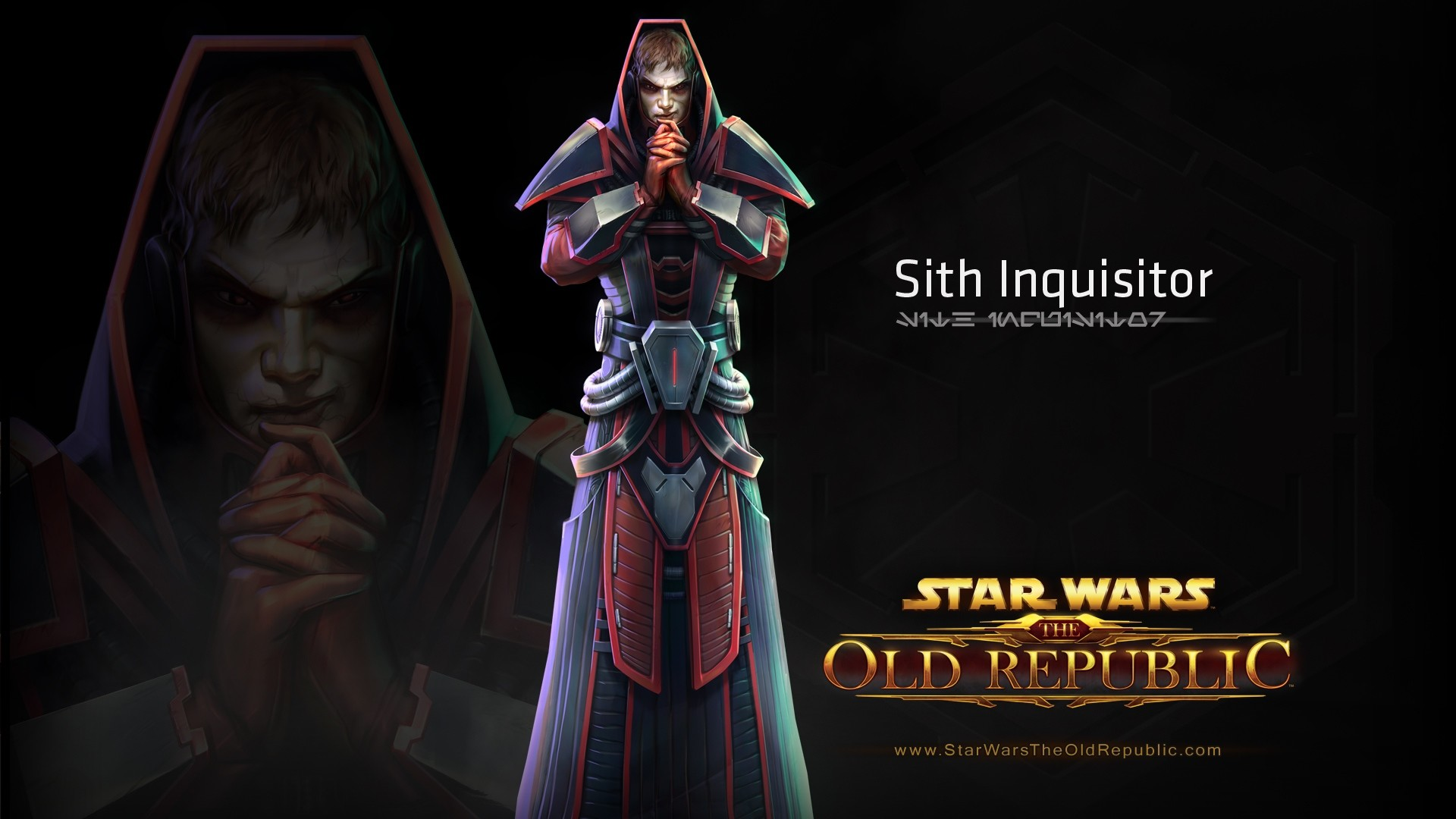 … star wars the old republic, sith inquisitor, character