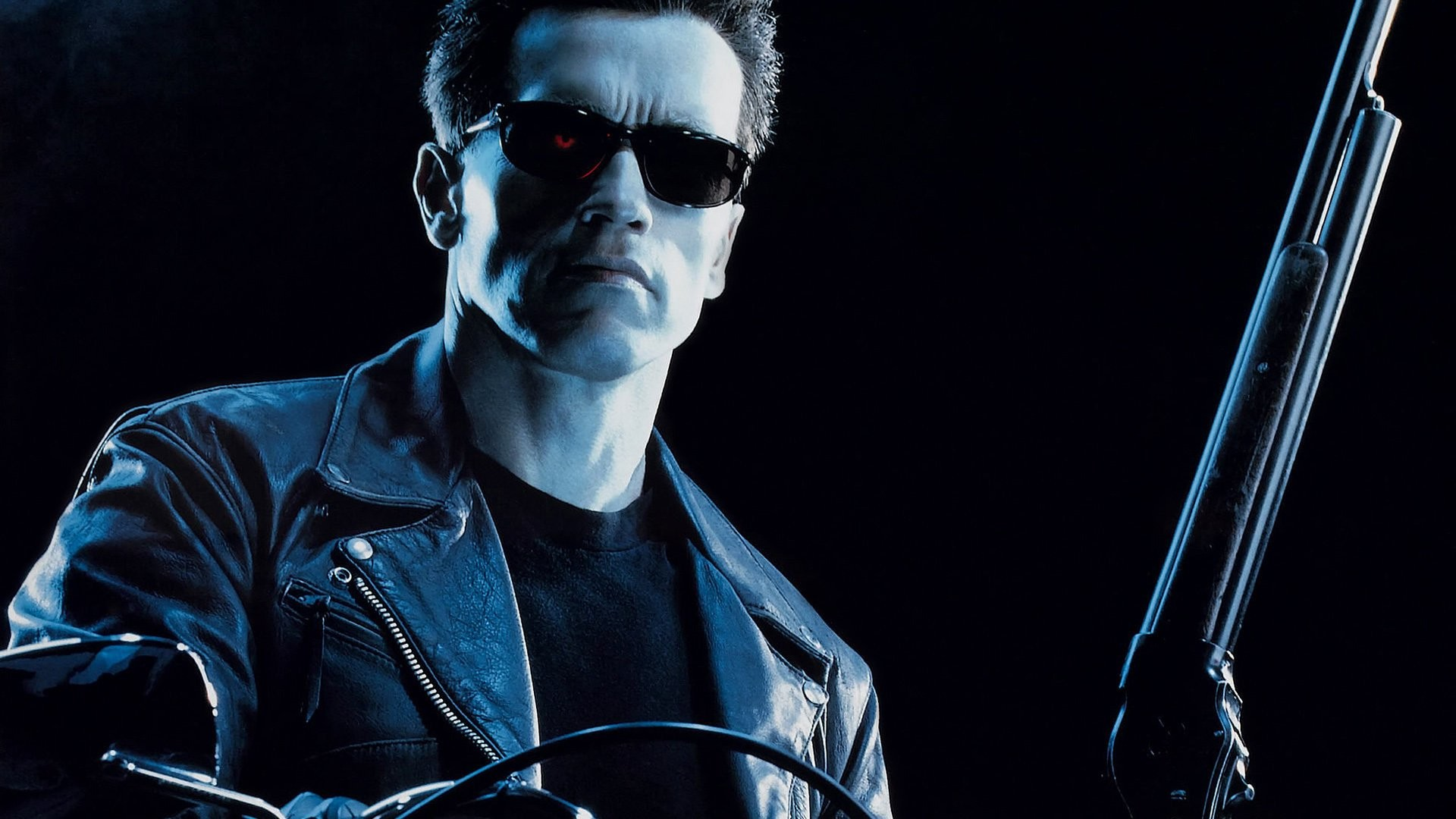 Terminator Judgment Day HD Wallpapers Backgrounds 1920×1080
