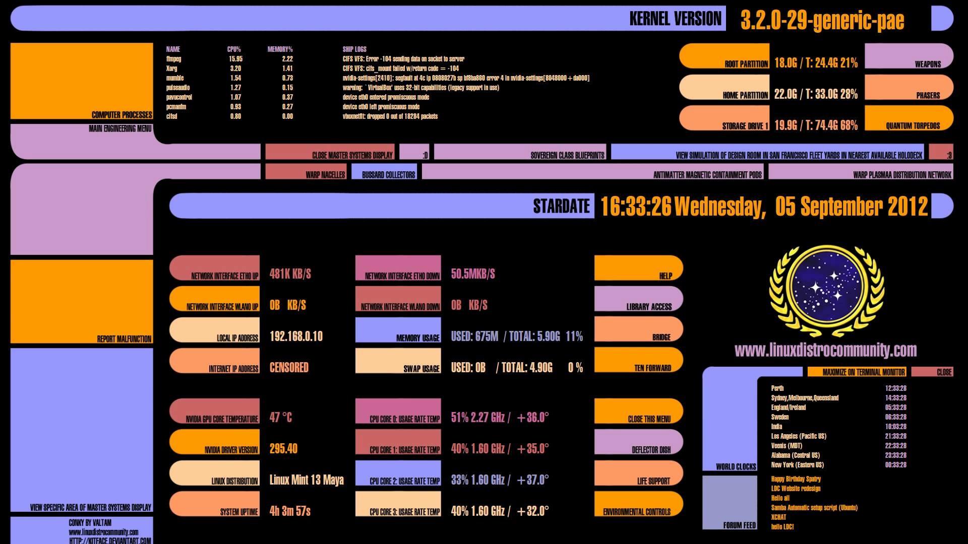 Dual Monitor Star Trek Wallpaper – WallpaperSafari