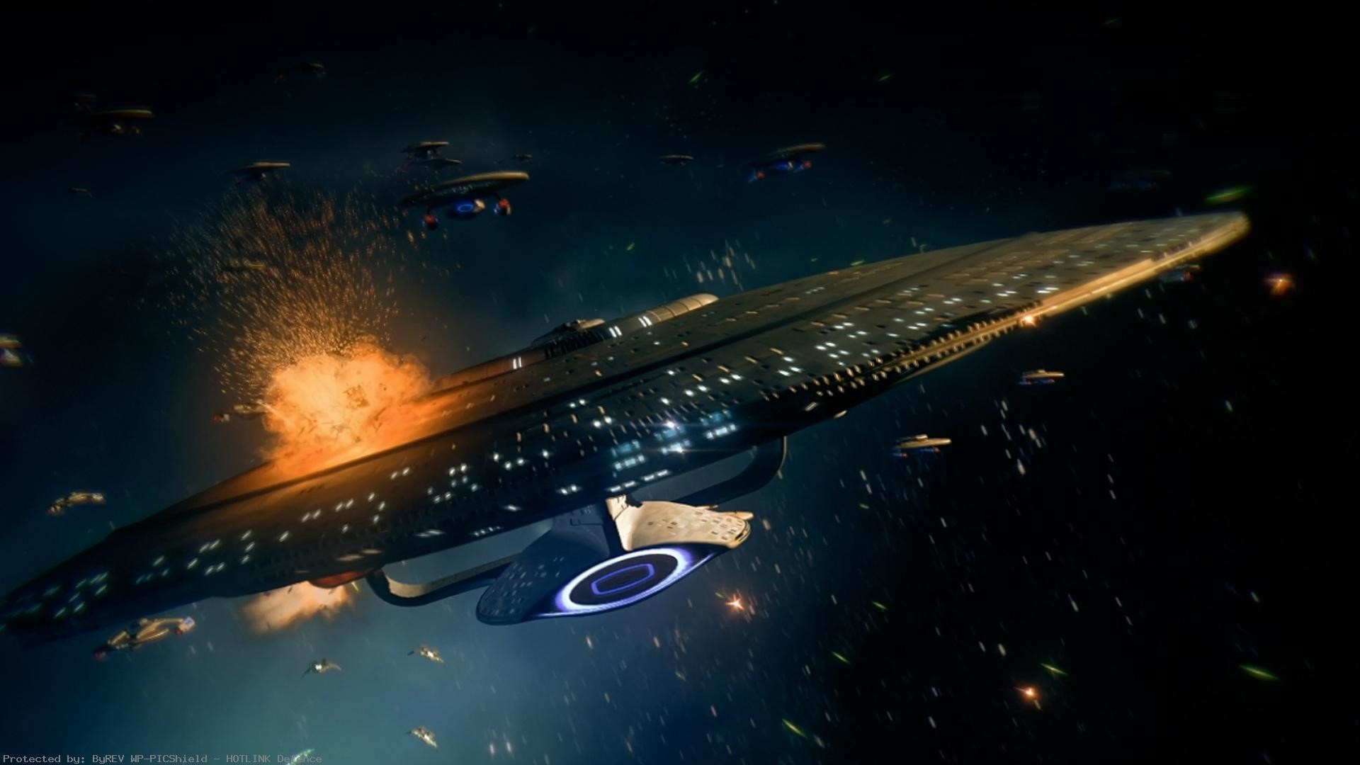 The-Galaxy-class-Enterprise-D-from-the-Star-