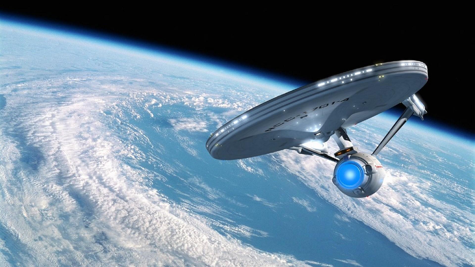 Sci Fi Star Trek Wallpaper Desktop For Desktop