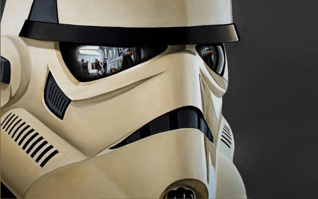 Stormtrooper · HD Wallpaper   Background ID:209110