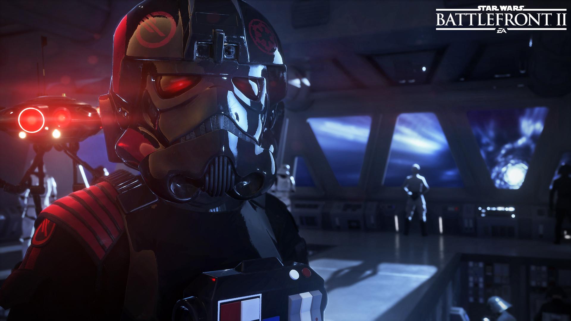Video Game – Star Wars Battlefront II (2017) Stormtrooper Wallpaper