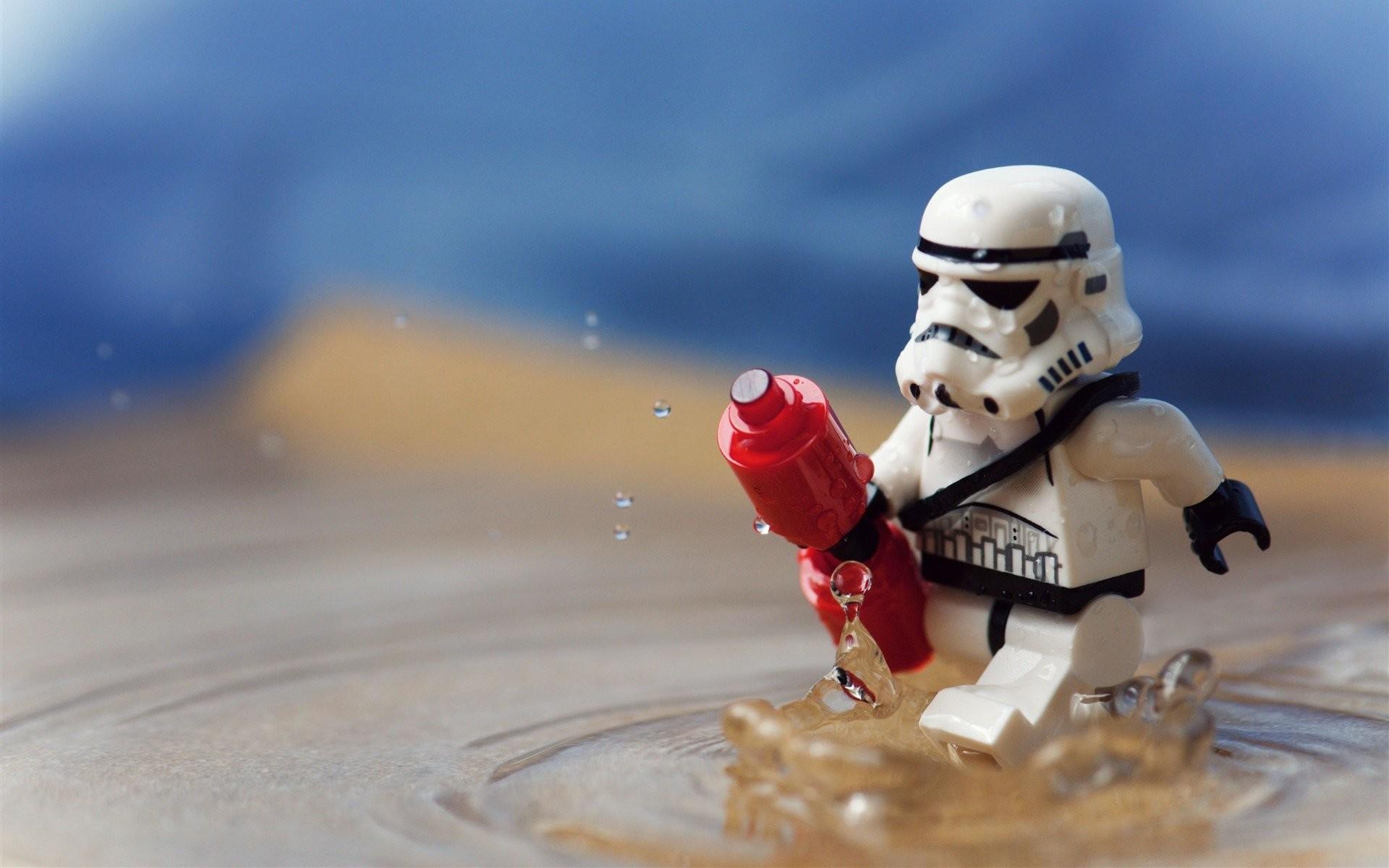 Lego Stormtrooper 510526