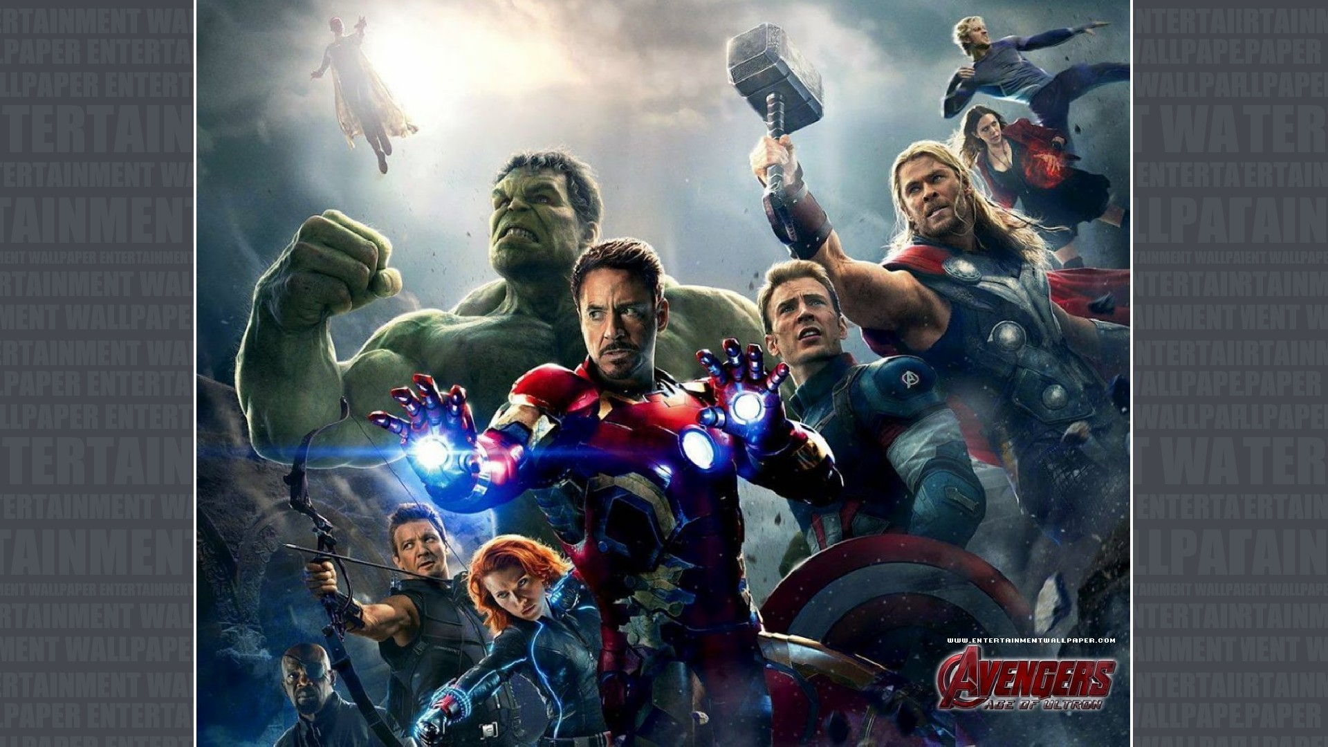 Avengers: Age of Ultron Wallpaper – Original size, download now.