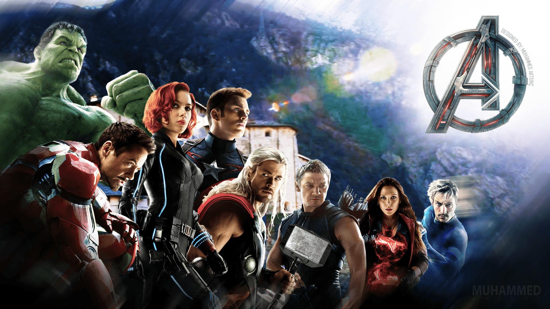 MARVEL's Avengers: Age of Ultron HD Wallpaper by muhammedaktunc …