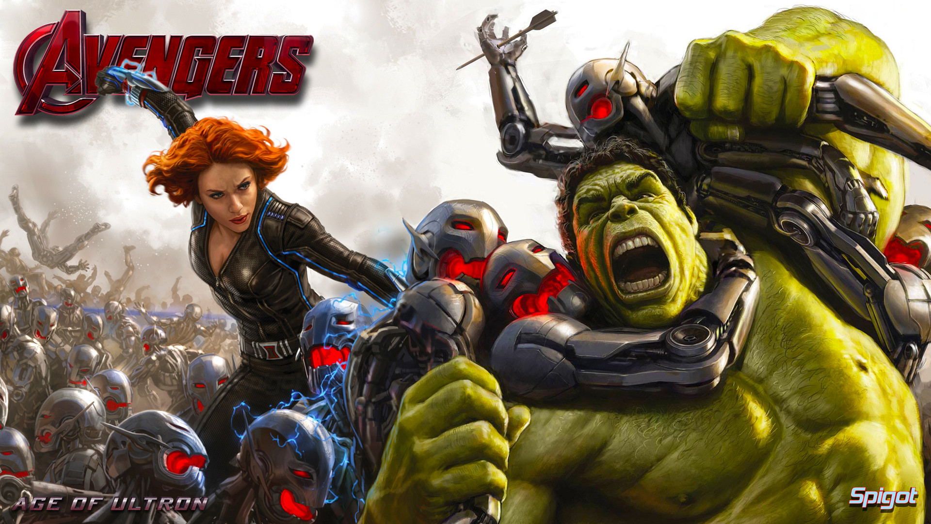Avengers Age Of Ultron – 04