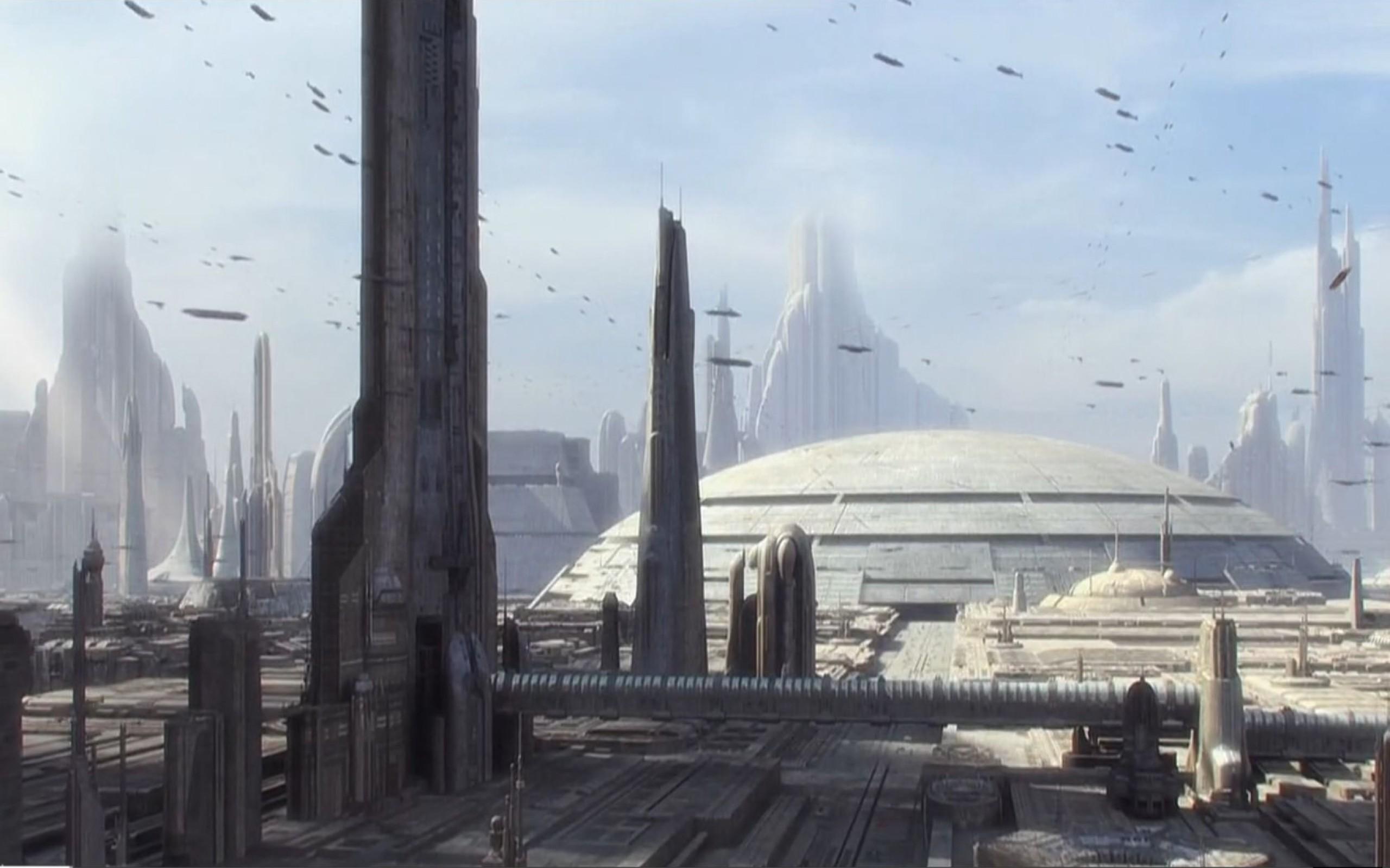 Star wars coruscant