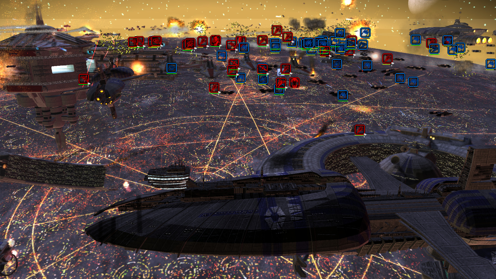 Report RSS Battle over Coruscant (view original)