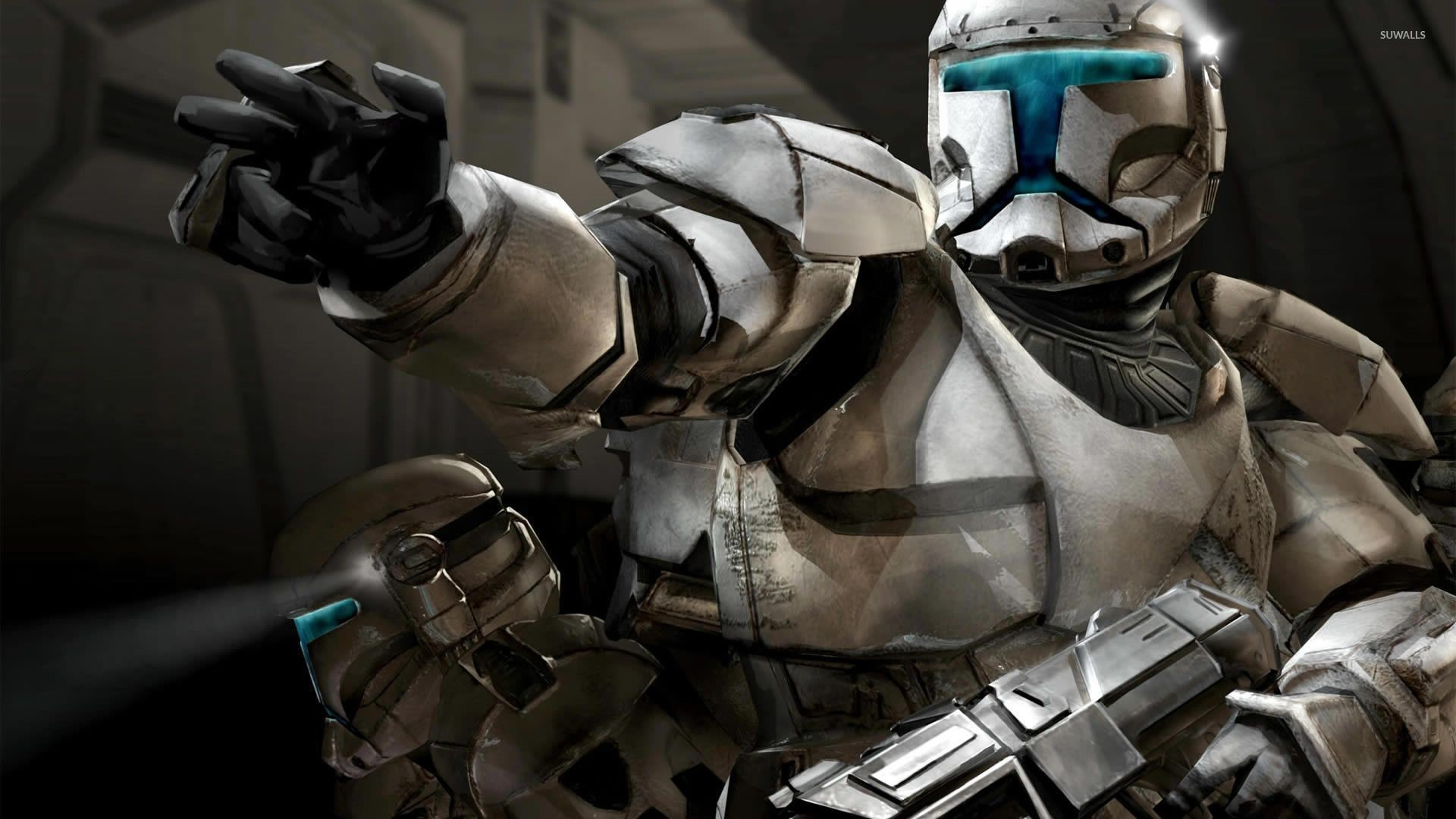 Star Wars – Republic Commando [2] wallpaper jpg