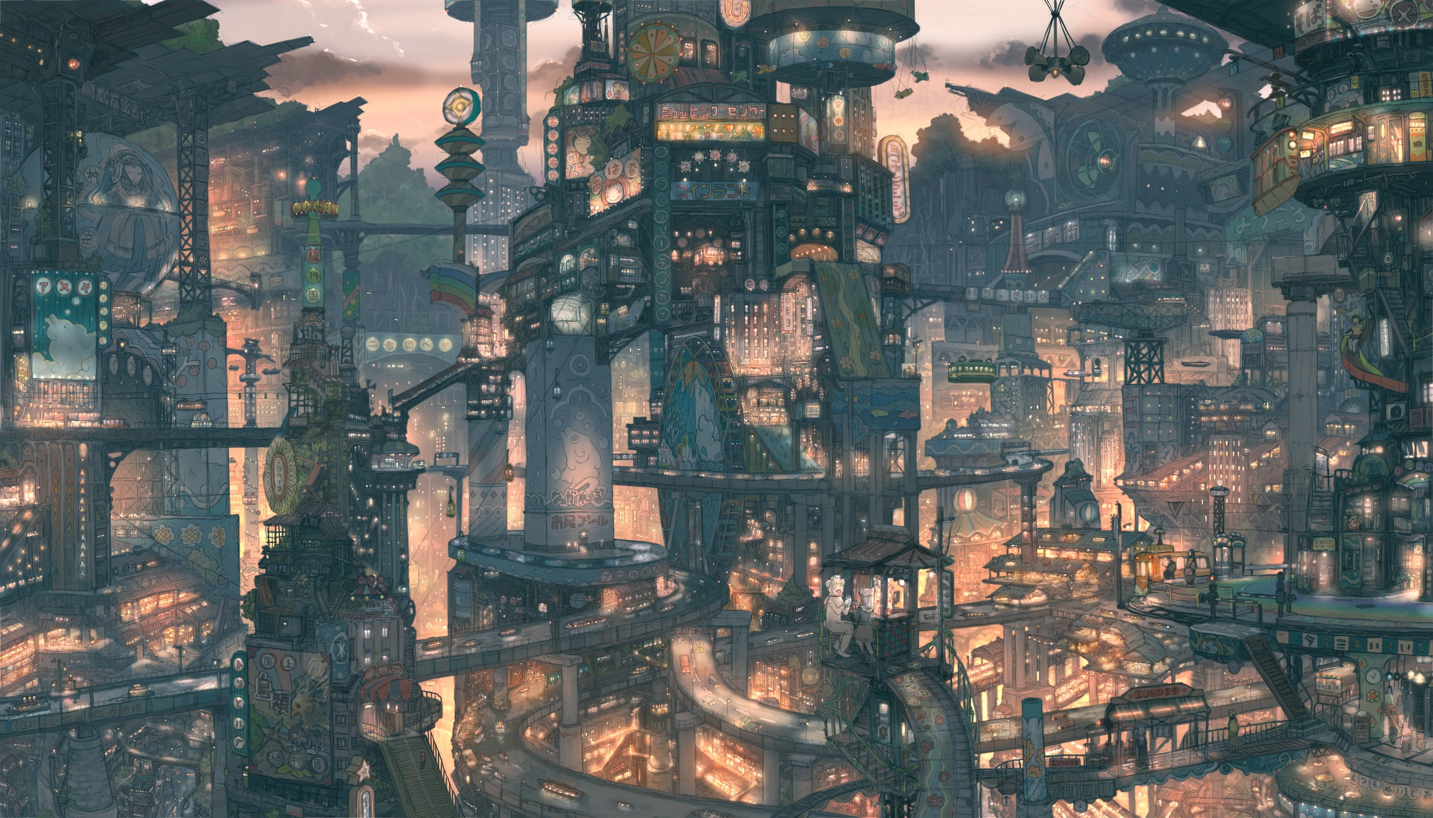 Sci Fi – City Wallpaper   Fantasy and Sci-Fi Images   Pinterest   Sci fi  city, City wallpaper and Sci fi