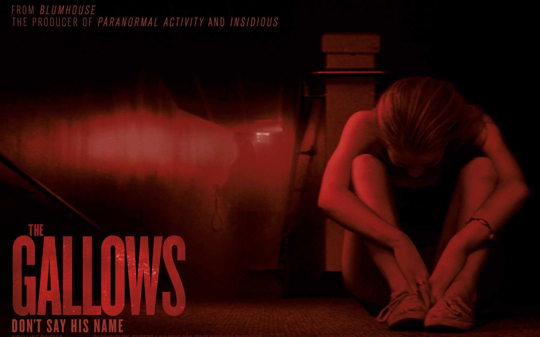 The Gallows Horror Movie