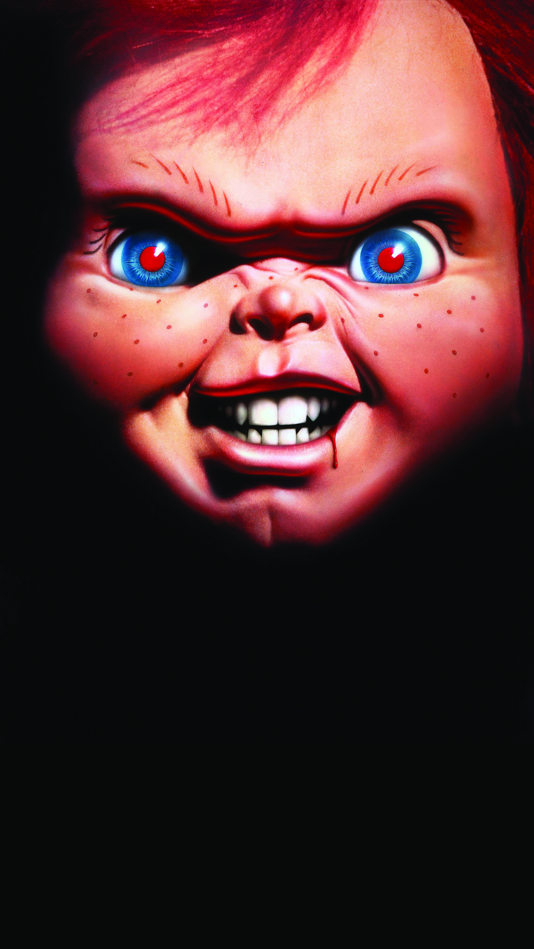 Chucky Scary Doll Android Wallpaper free download