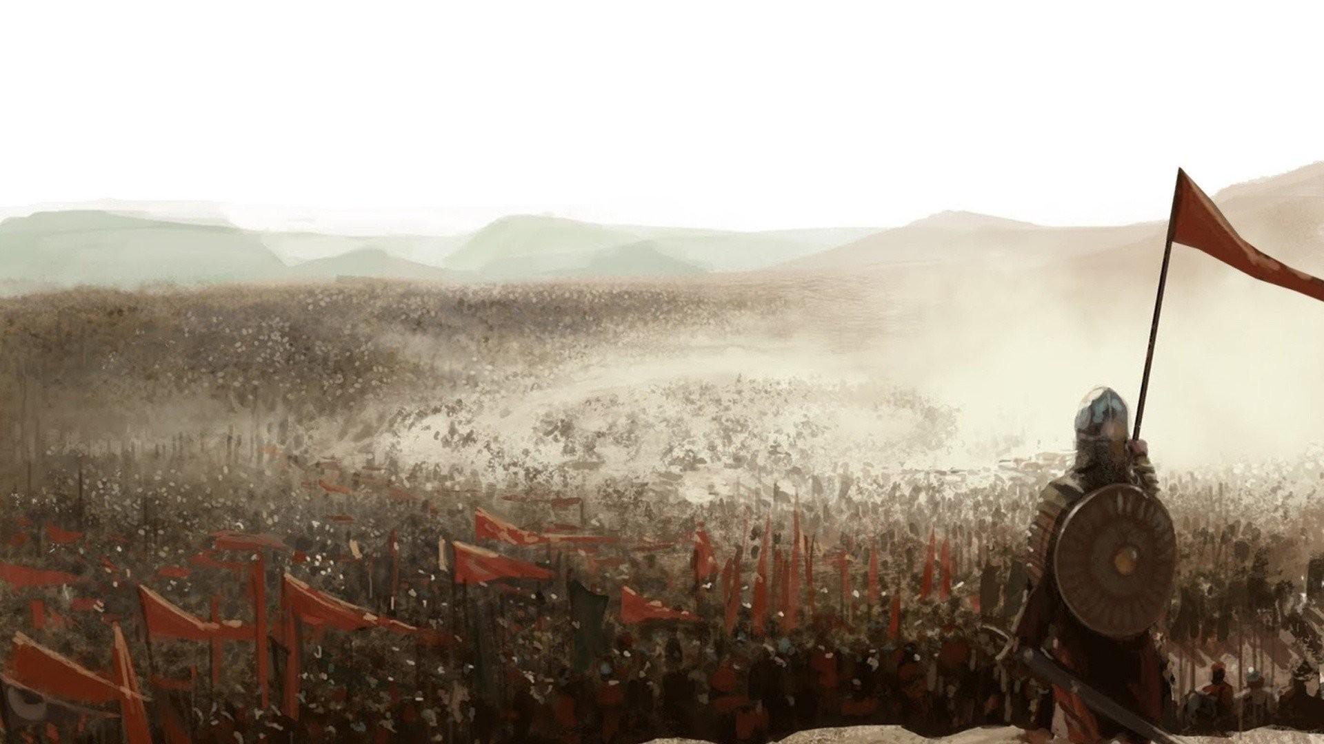 Soldiers war fantasy art Kingdom of Heaven battles .