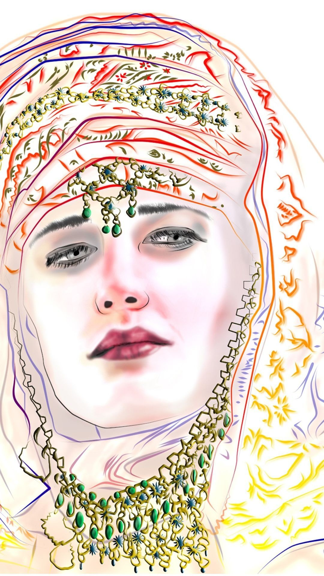 Sybilla – Kingdom of Heaven Wallpaper