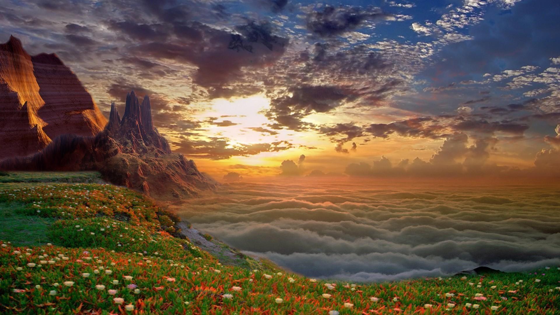 Heaven Wallpapers >