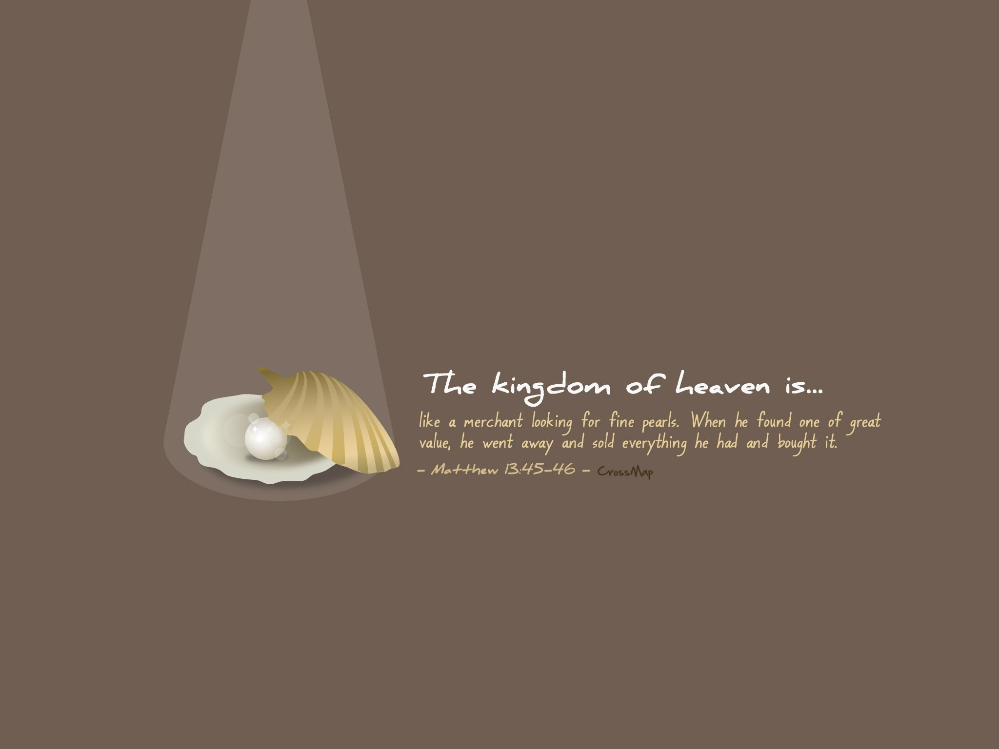 The Kingdom of Heaven is