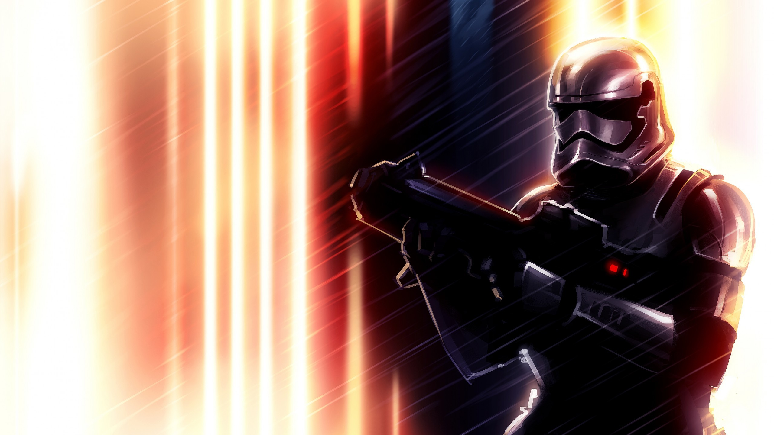 Wallpaper stormtrooper, episode vii, star wars
