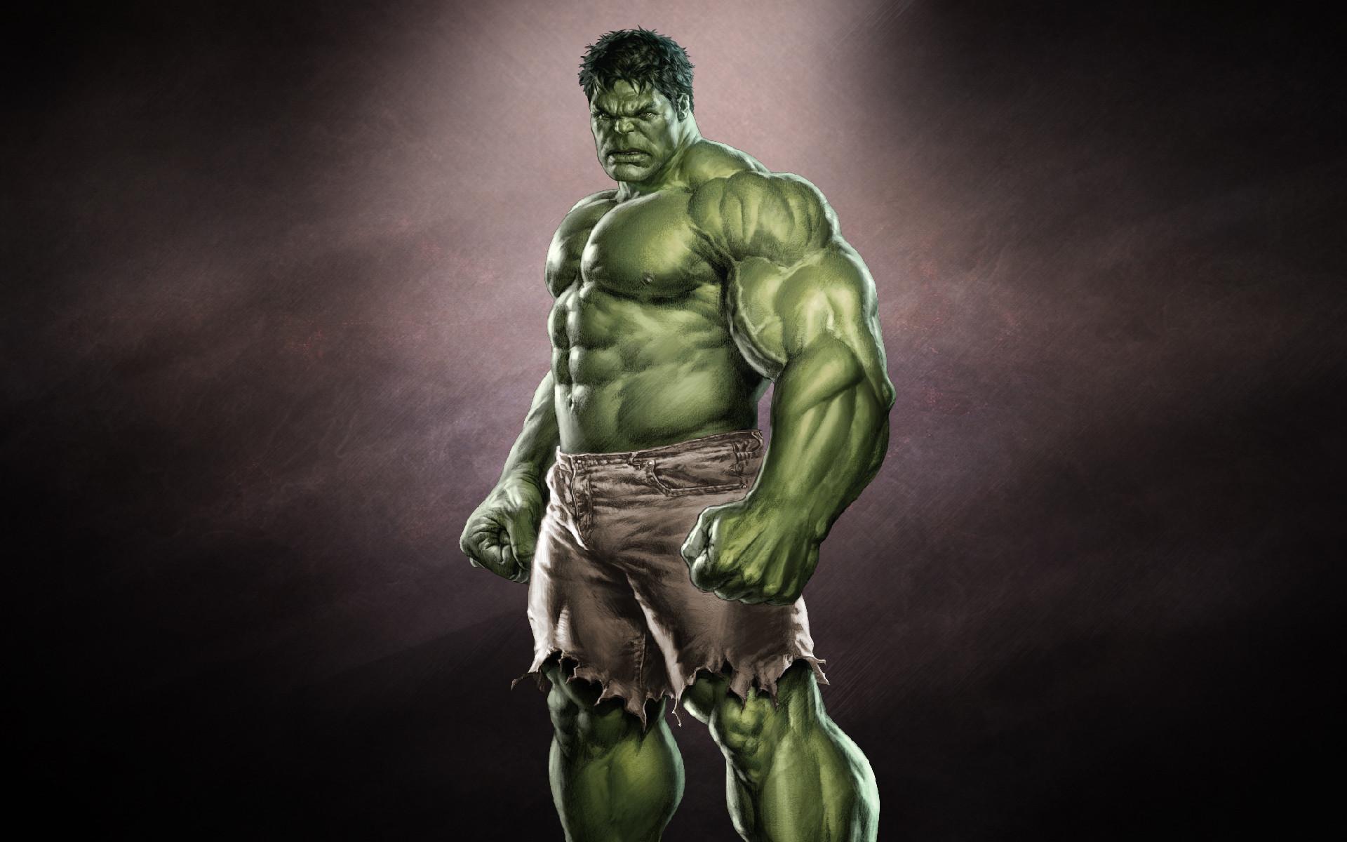 Hulk Wide Wall HD Wallpapers