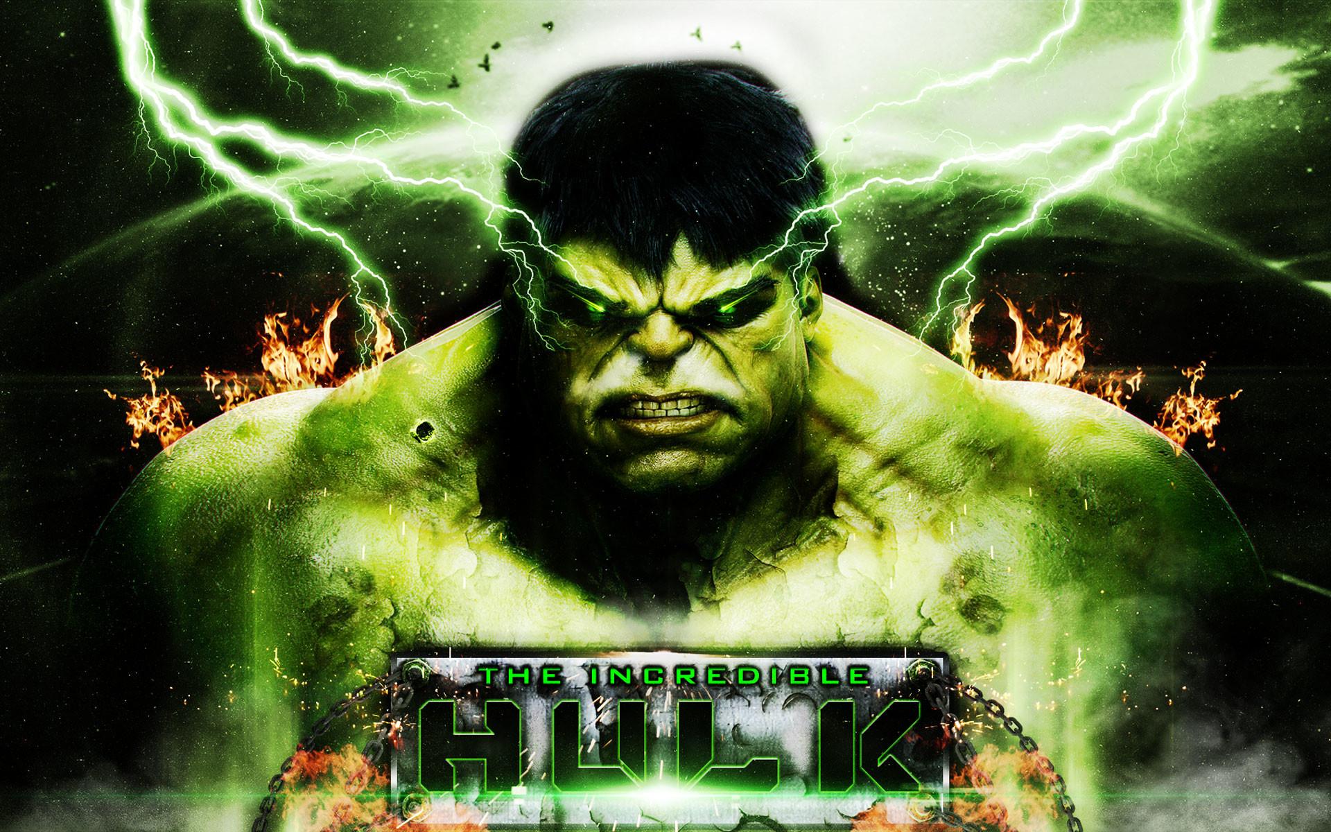 The Hulk Wallpaper | The Incredible Hulk Movie HD Wallpapers