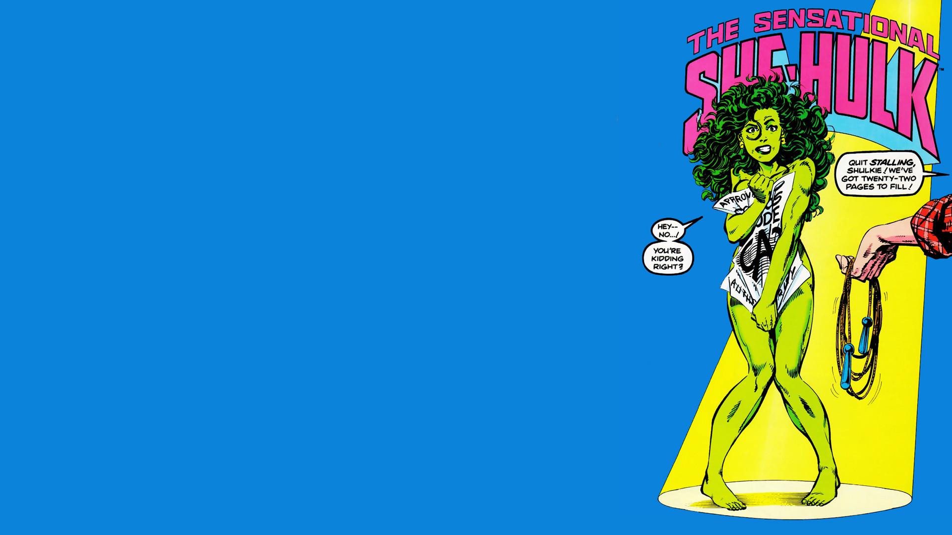 She-Hulk Wallpapers
