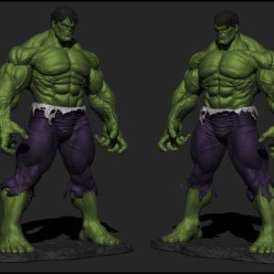 HD Hulk