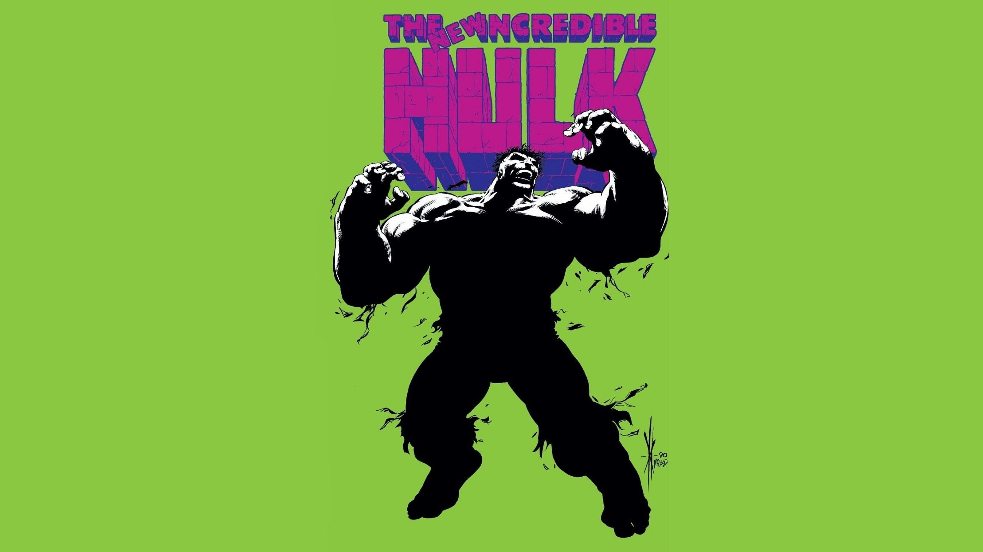 HD Wallpaper | Background ID:607302. Comics Incredible Hulk