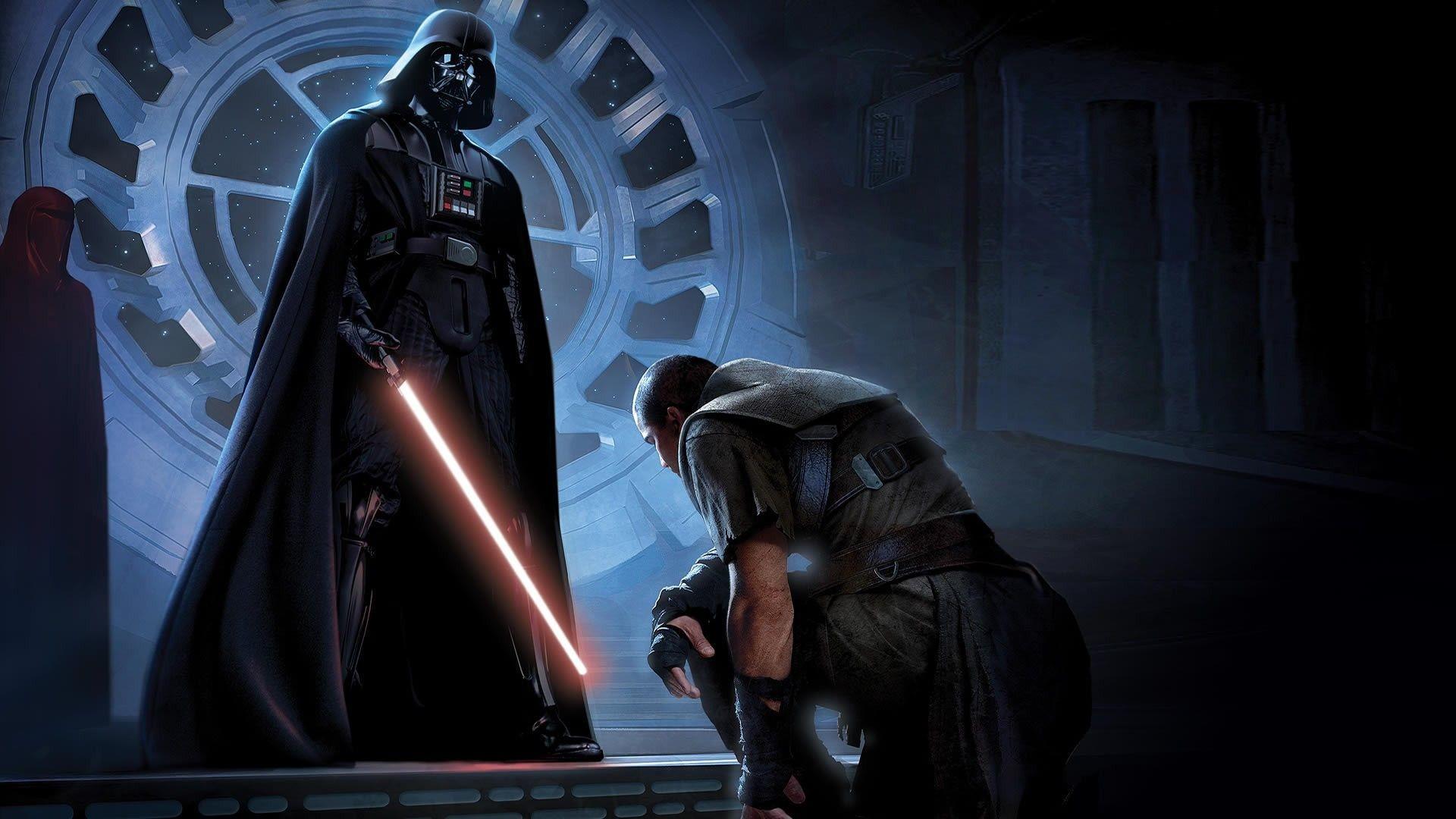 Darth Vader, Video Games, Star Wars, Star Wars: The Force .