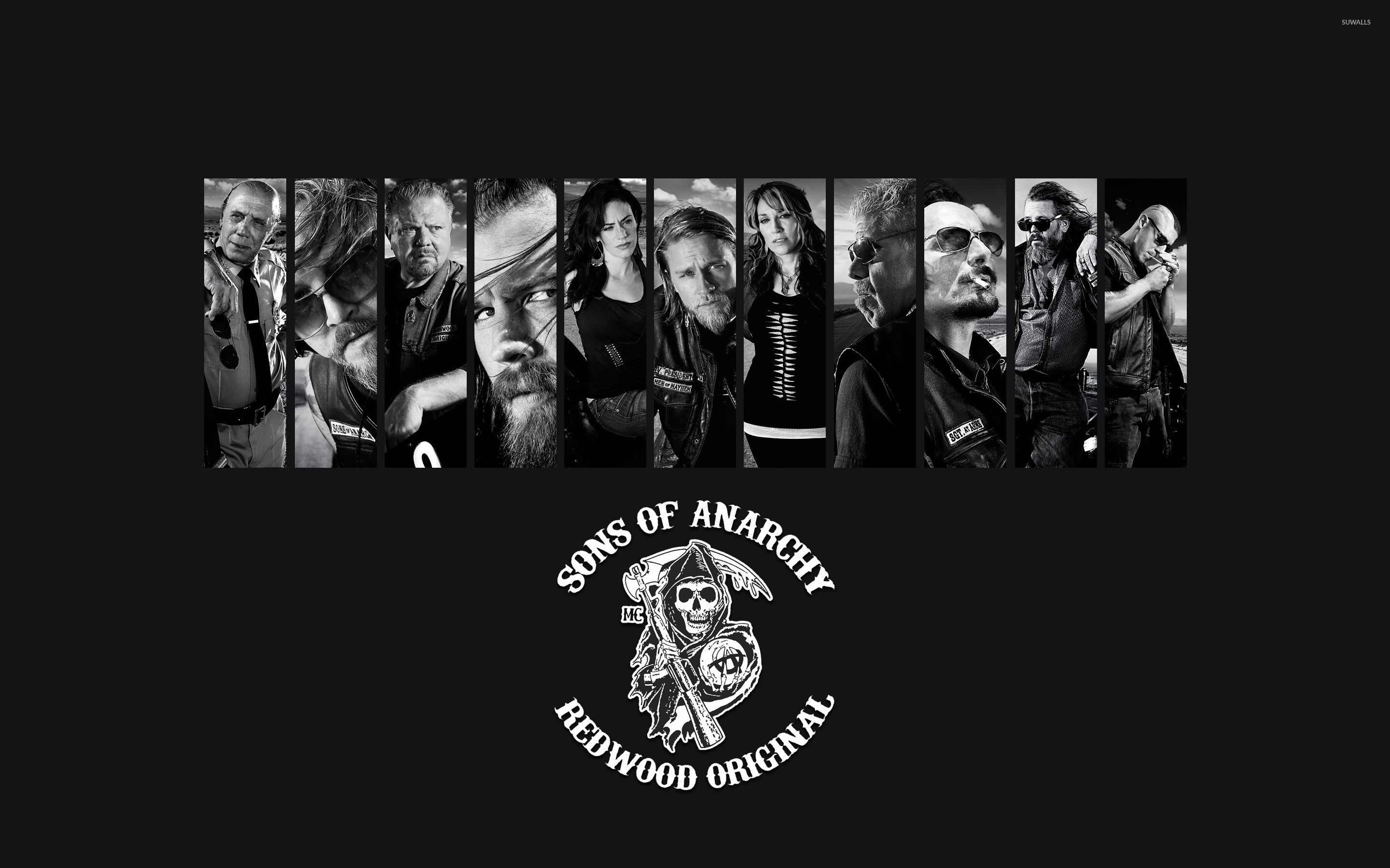 Sons of Anarchy wallpaper jpg