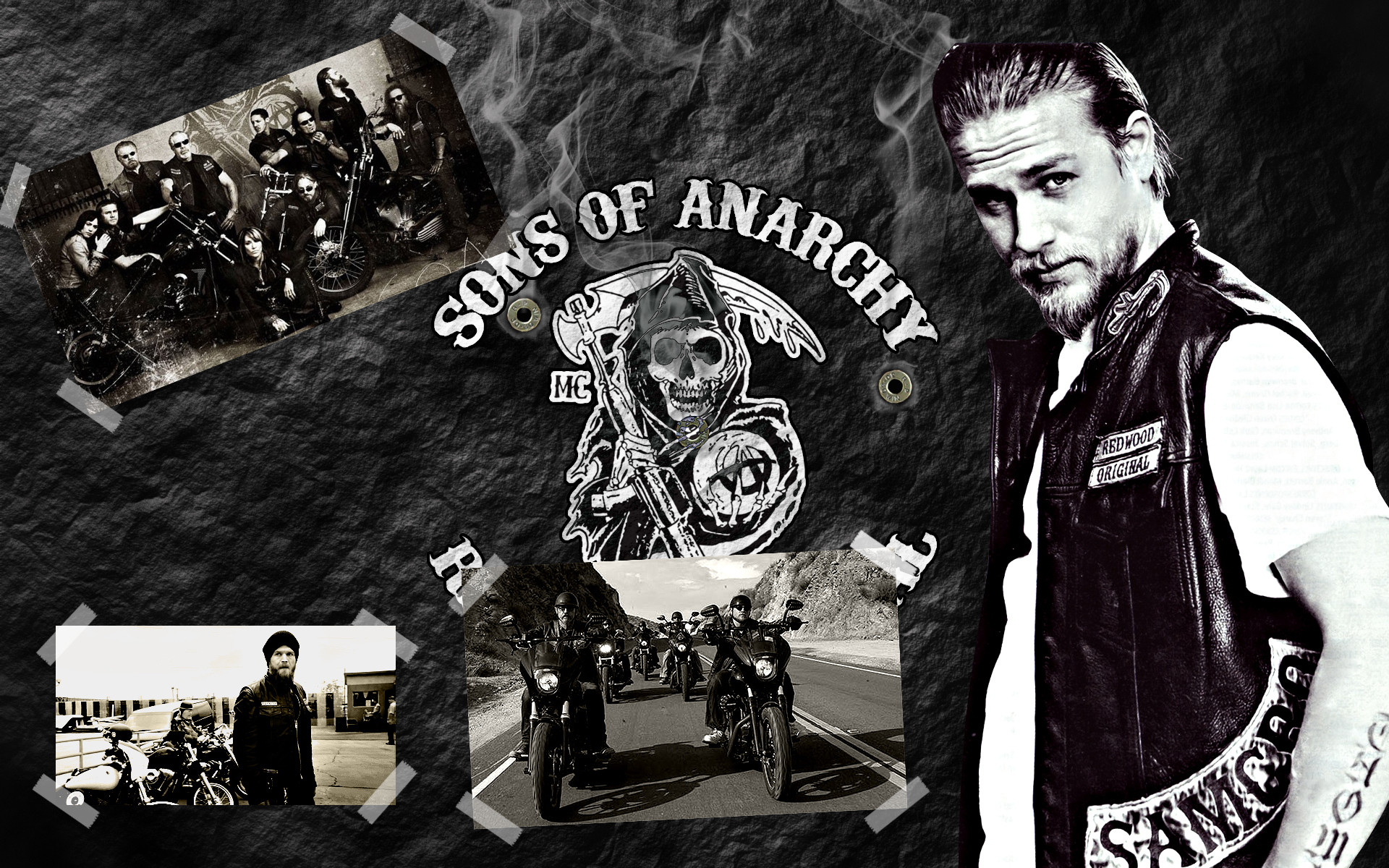 … Jax Teller – Sons of Anarchy