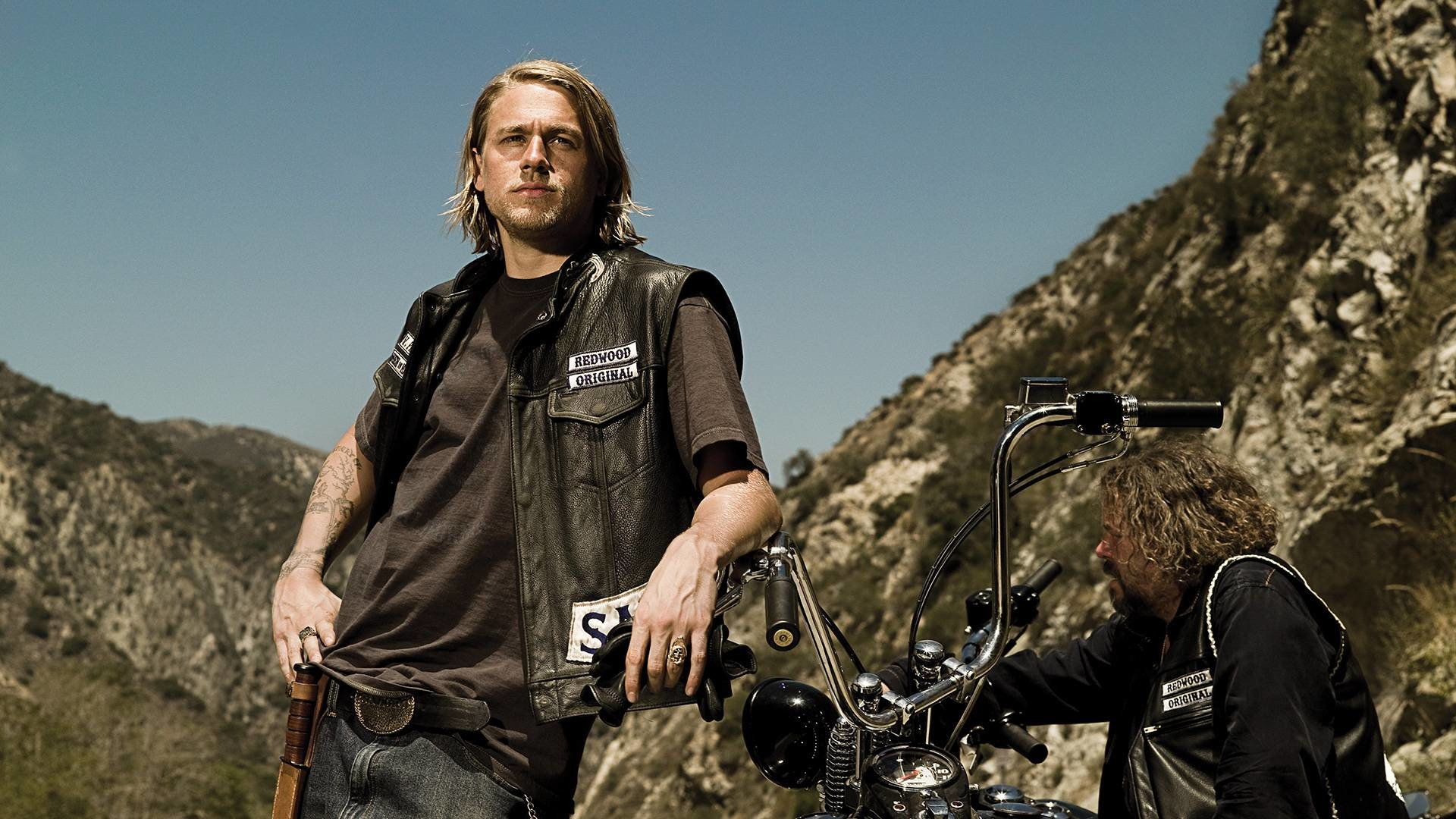 Download Jax Teller, sons of anarchy, charlie hunnam, tv-show, tv