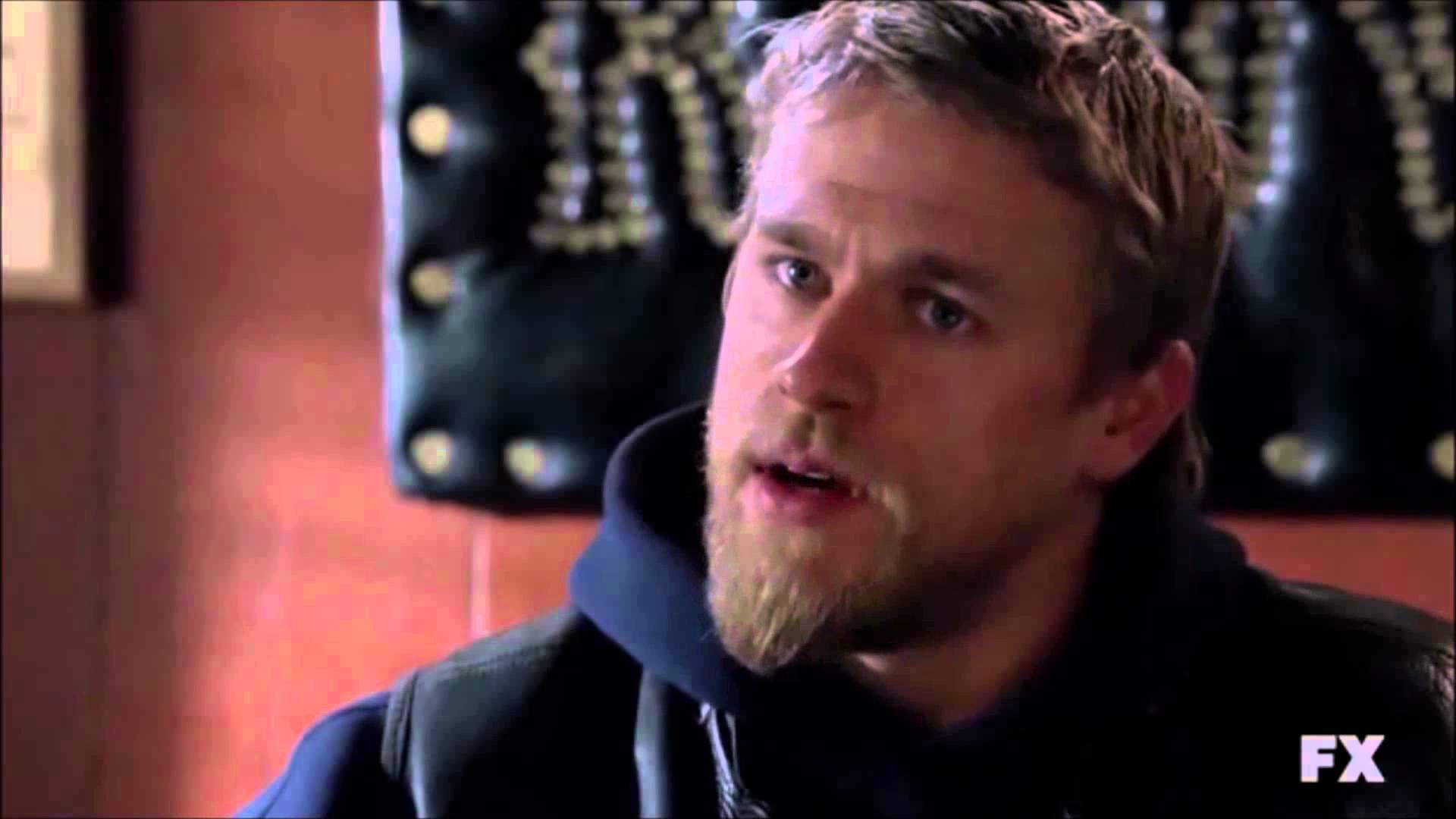"""Jax Teller """"I wanna do bad things with you"""""""